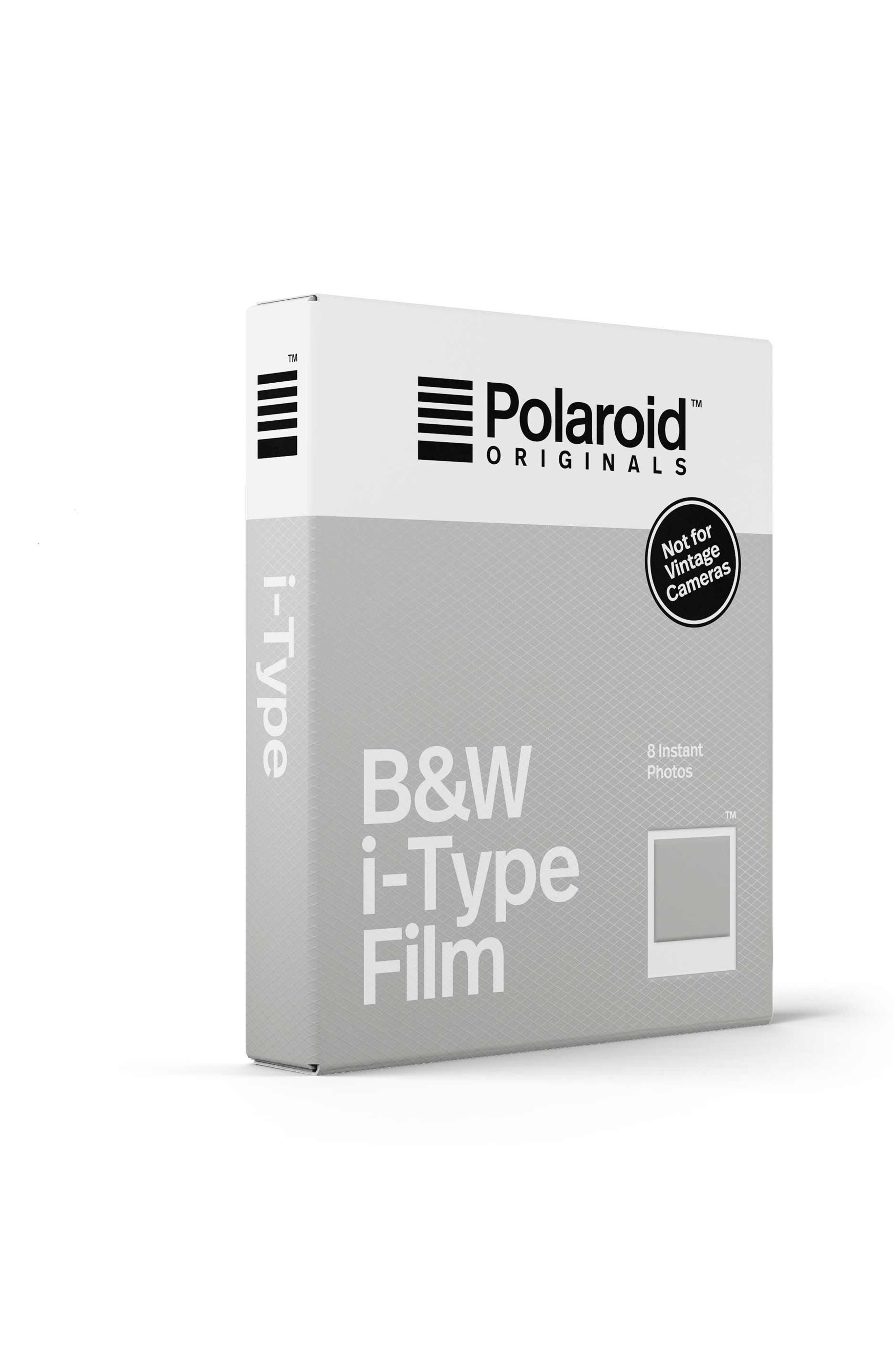 i-Type Black & White Instant Film,                             Alternate thumbnail 3, color,                             NONE