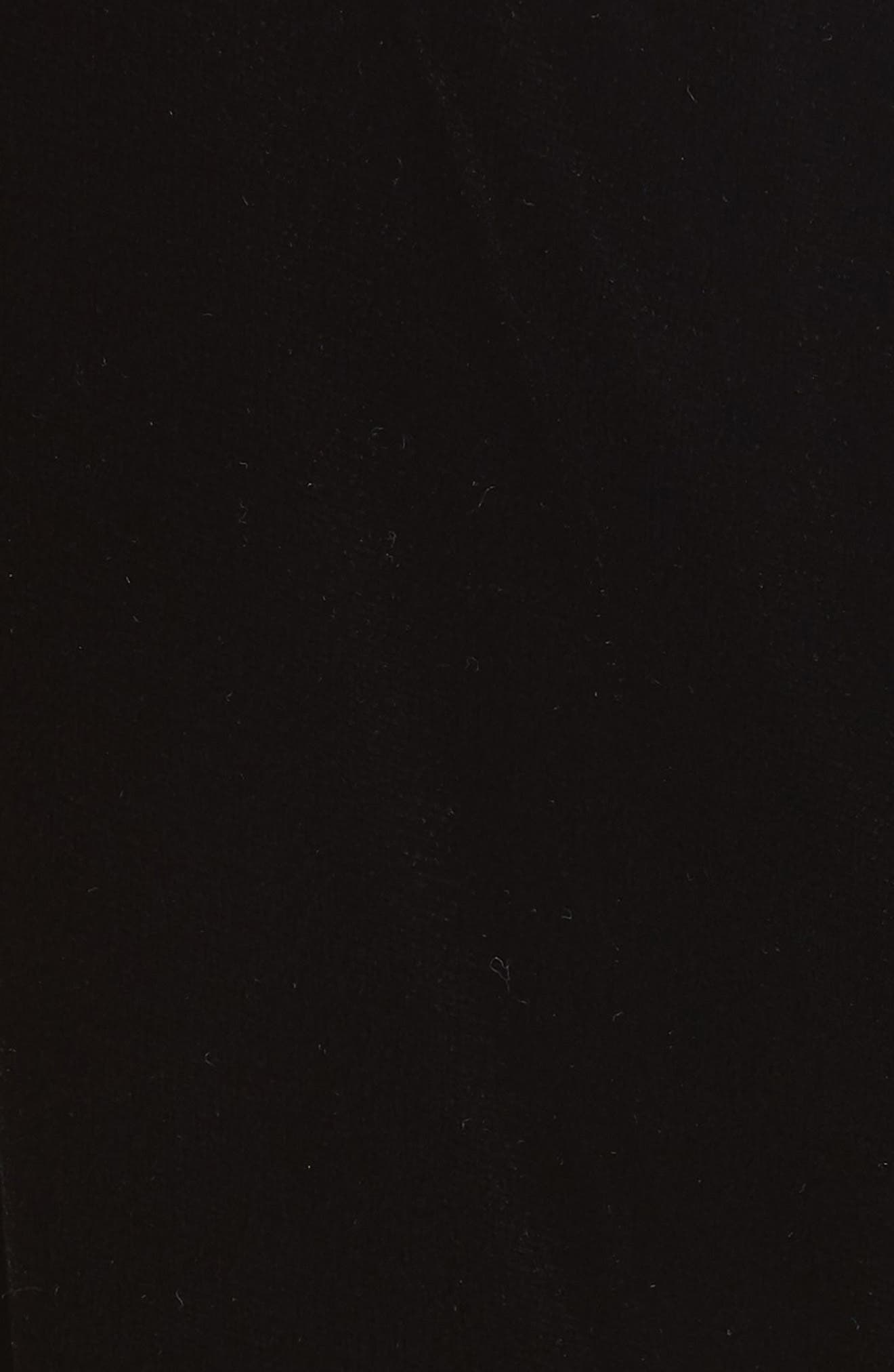 Jamie Velvet Jumpsuit,                             Alternate thumbnail 5, color,                             001