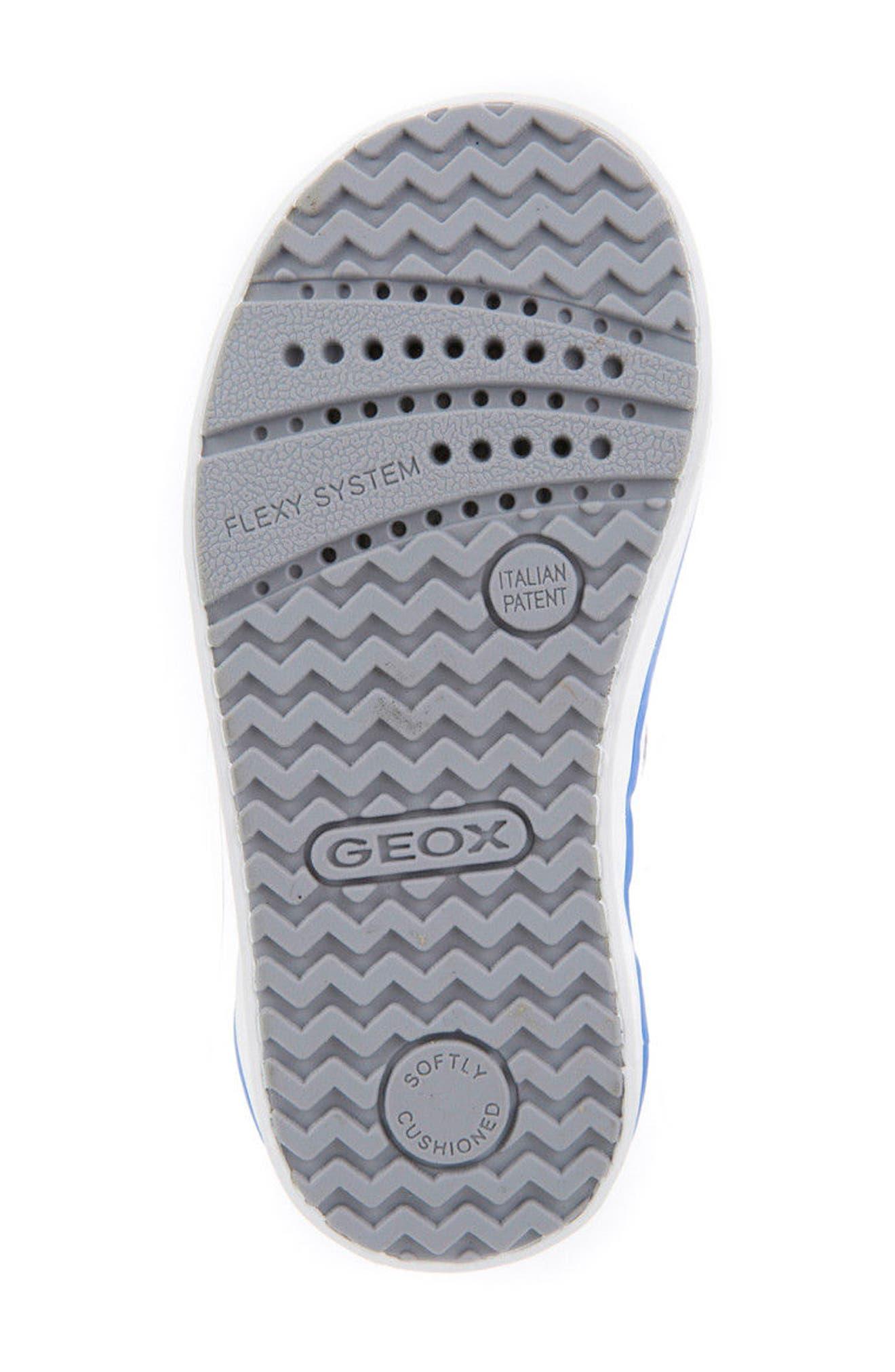 Kilwi Low Top Sneaker,                             Alternate thumbnail 6, color,                             GREY