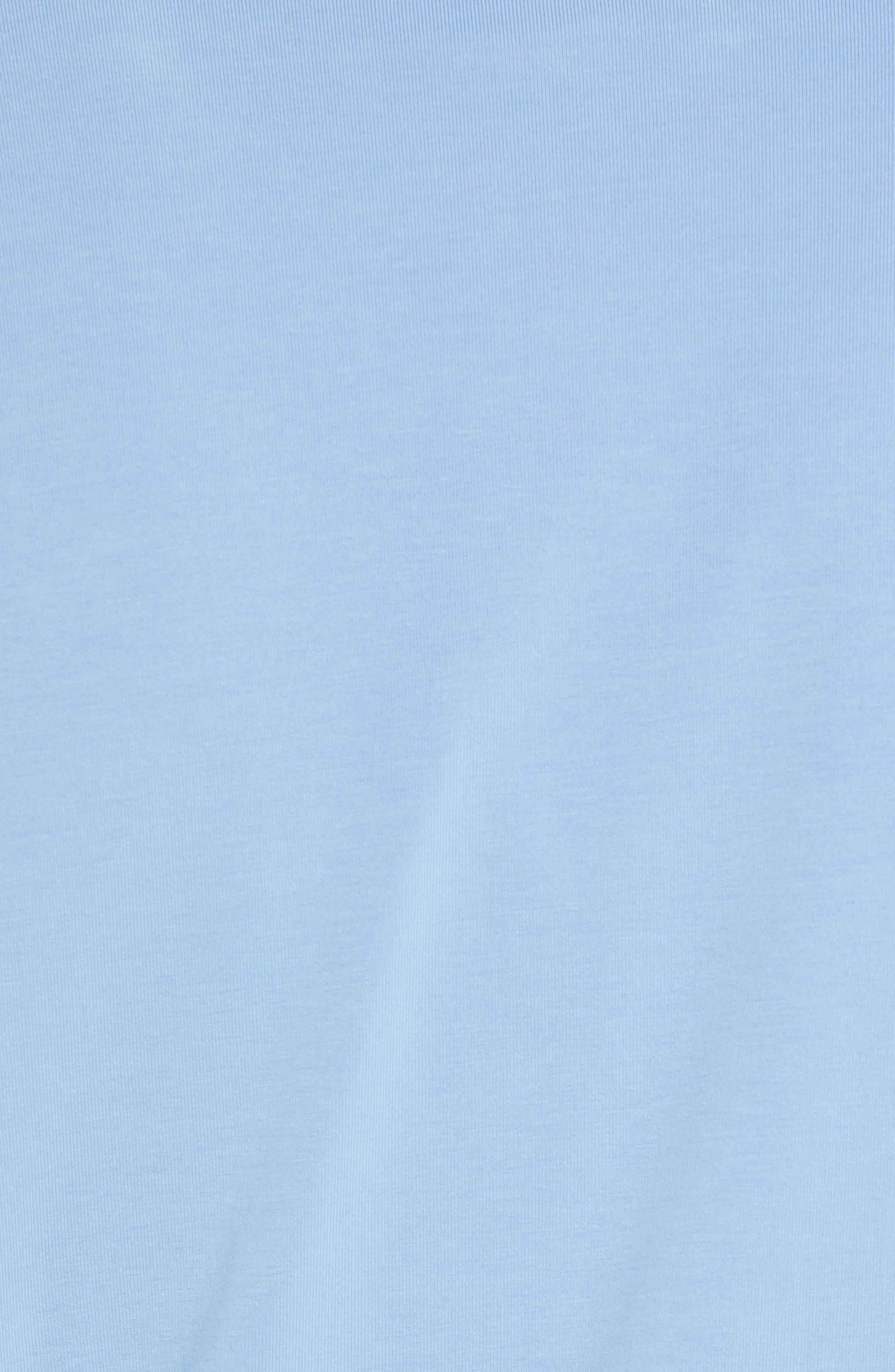 'Strange Love' Trim Fit Wrinkle Resistant Quarter Zip Jacket,                             Alternate thumbnail 6, color,                             ALLURE