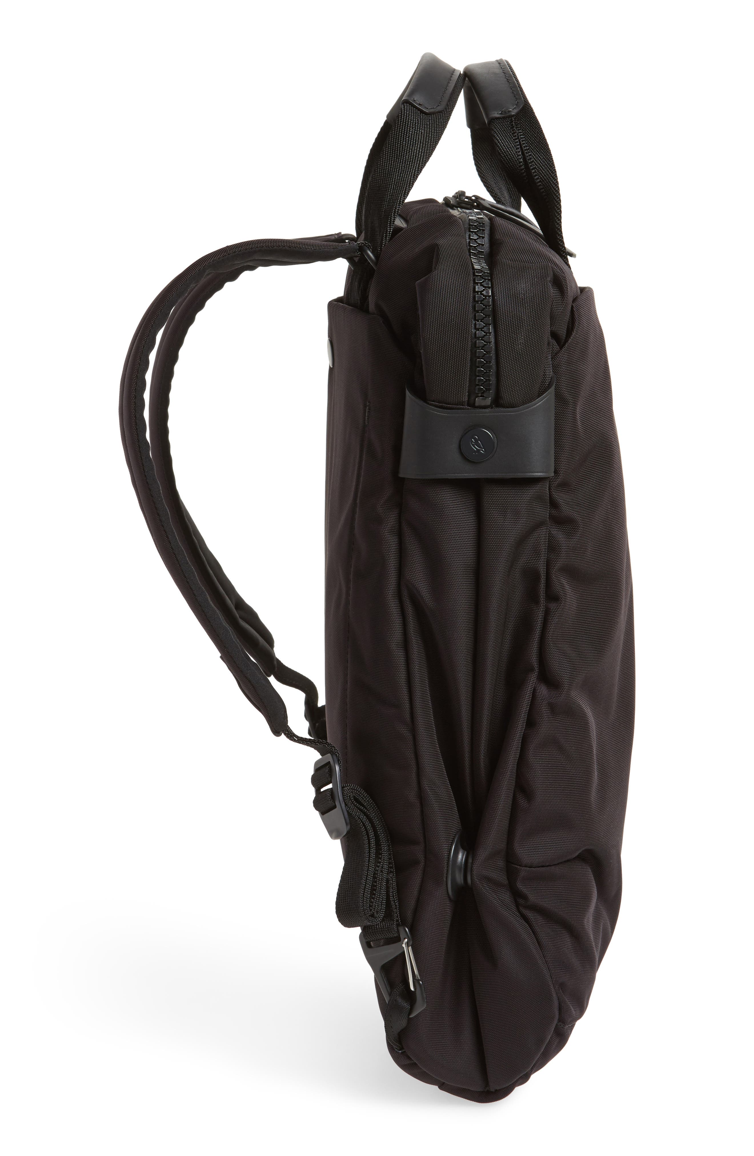 Duo Convertible Backpack,                             Alternate thumbnail 5, color,                             001