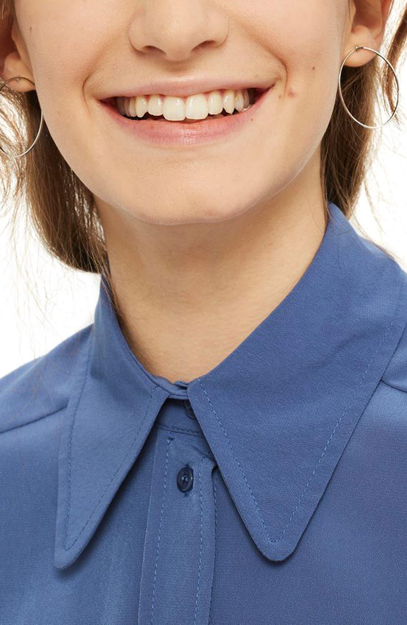 '70s Collar Shirt,                             Alternate thumbnail 3, color,                             400