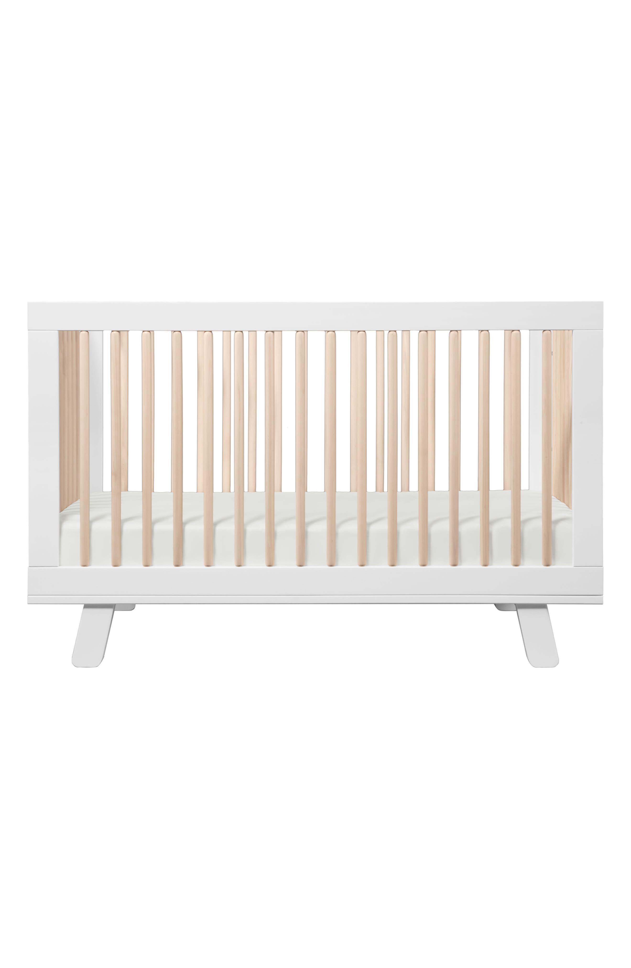'Hudson' 3-in-1 Convertible Crib,                             Main thumbnail 7, color,