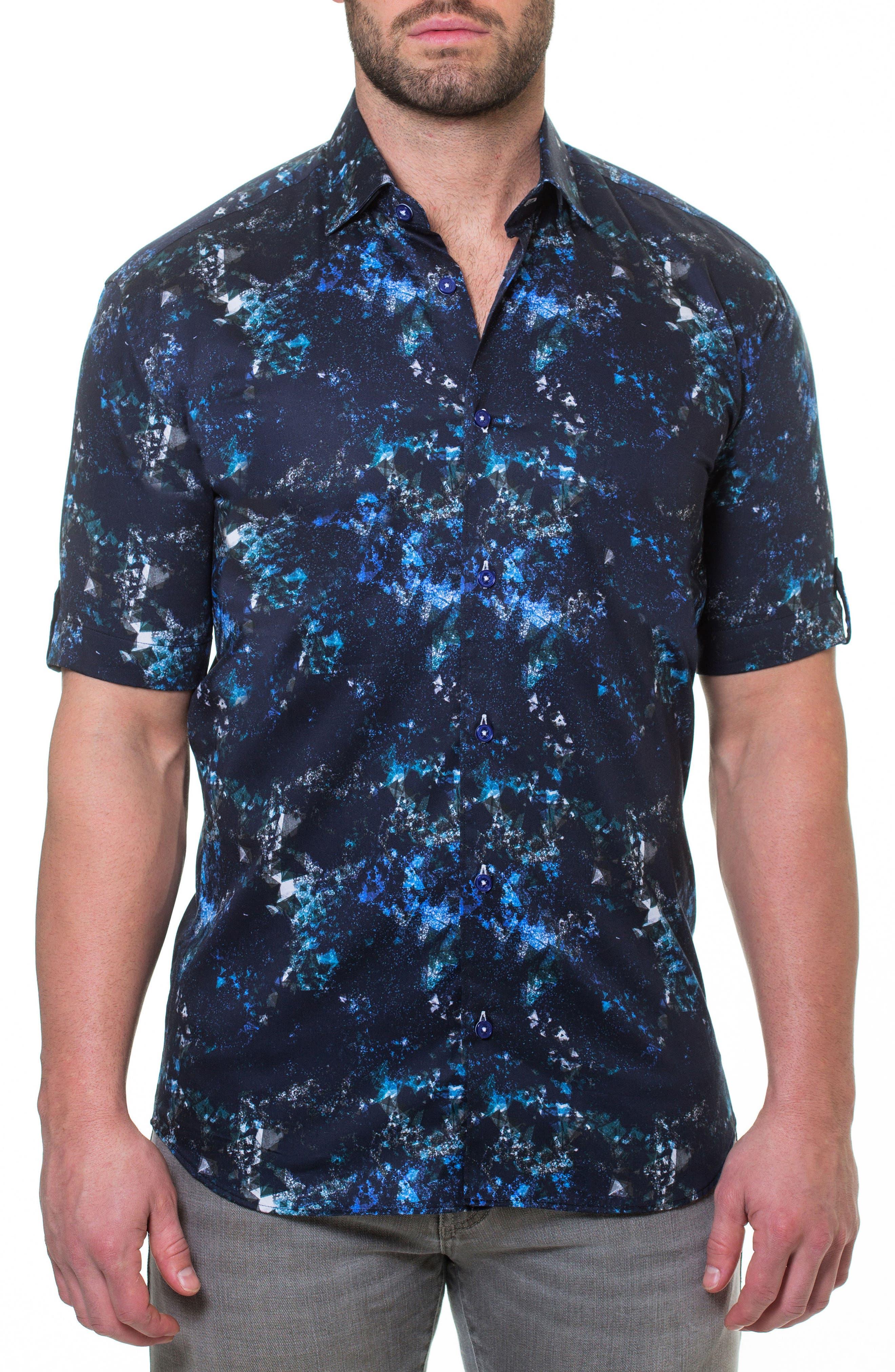 Fresh Pi Sport Shirt,                         Main,                         color, 420