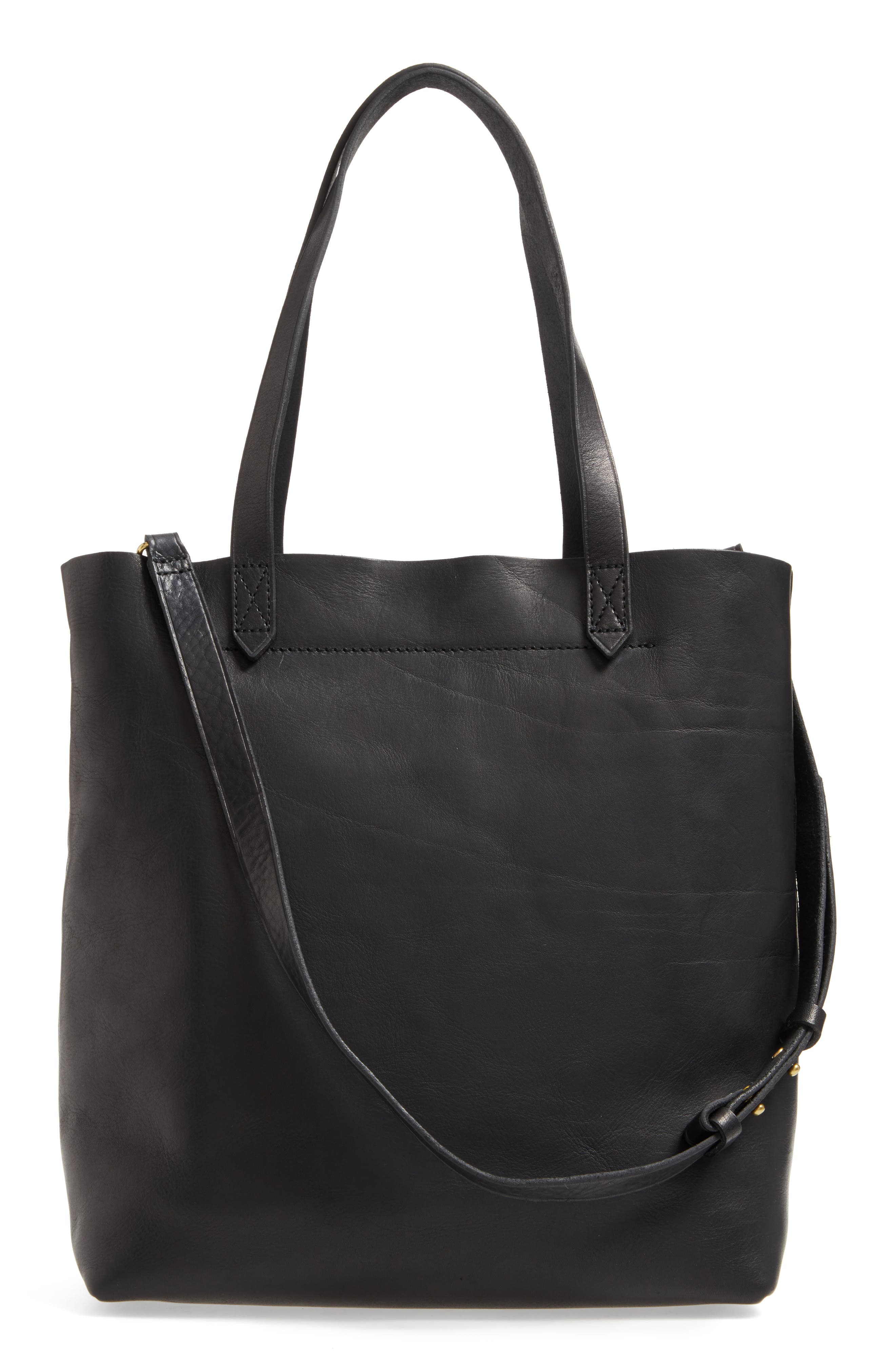Medium Leather Transport Tote,                             Alternate thumbnail 58, color,