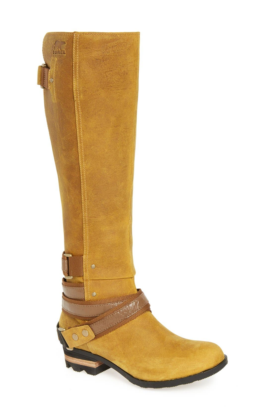 Lolla Water Resistant Tall Boot,                             Main thumbnail 3, color,