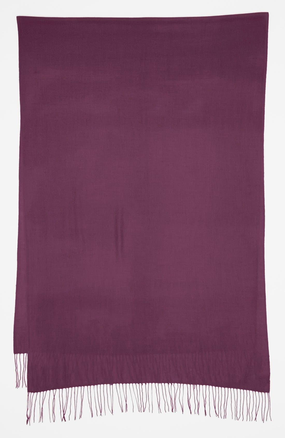Tissue Weight Wool & Cashmere Wrap,                             Alternate thumbnail 205, color,