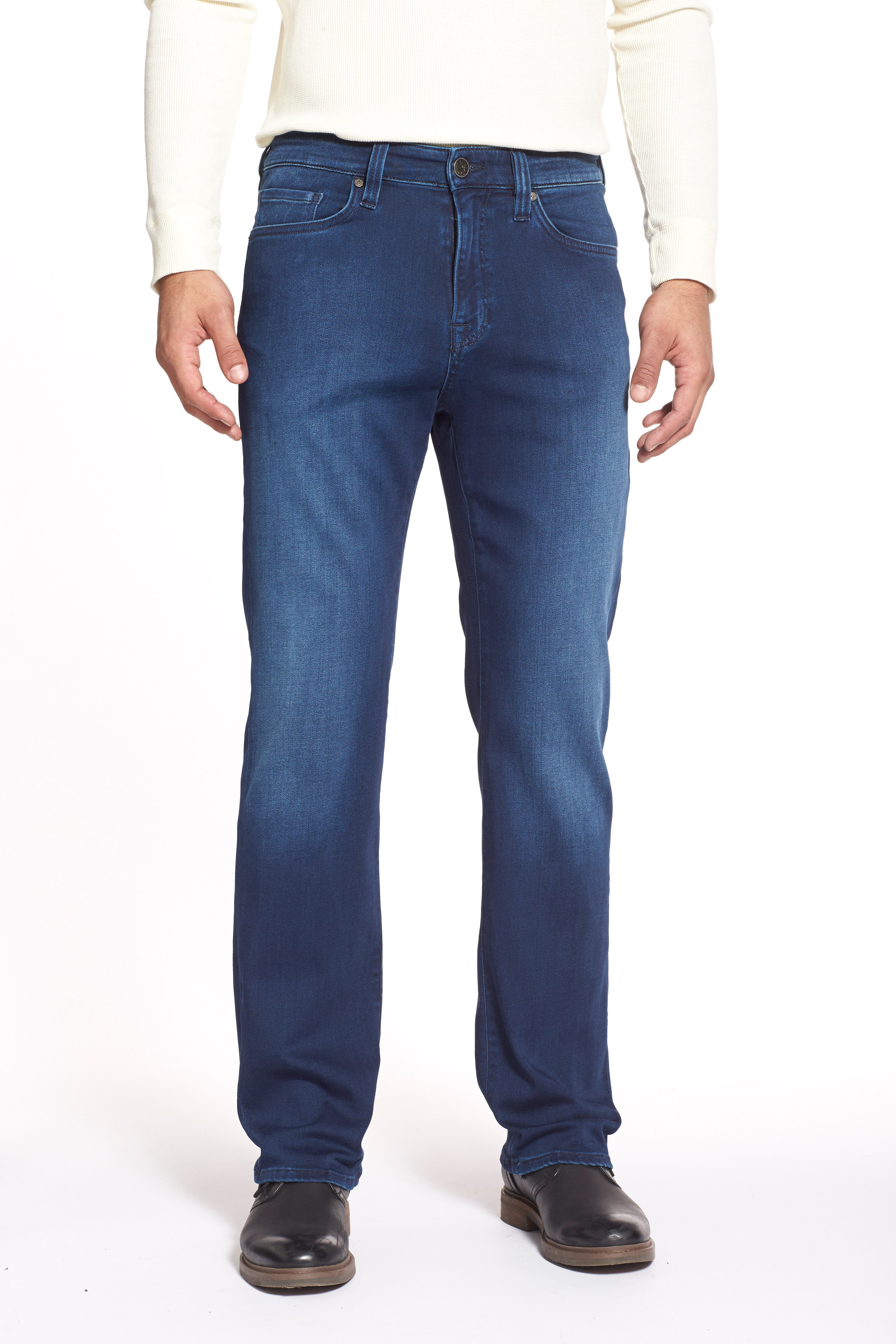 'Charisma' Relaxed Fit Jeans,                             Alternate thumbnail 5, color,                             401