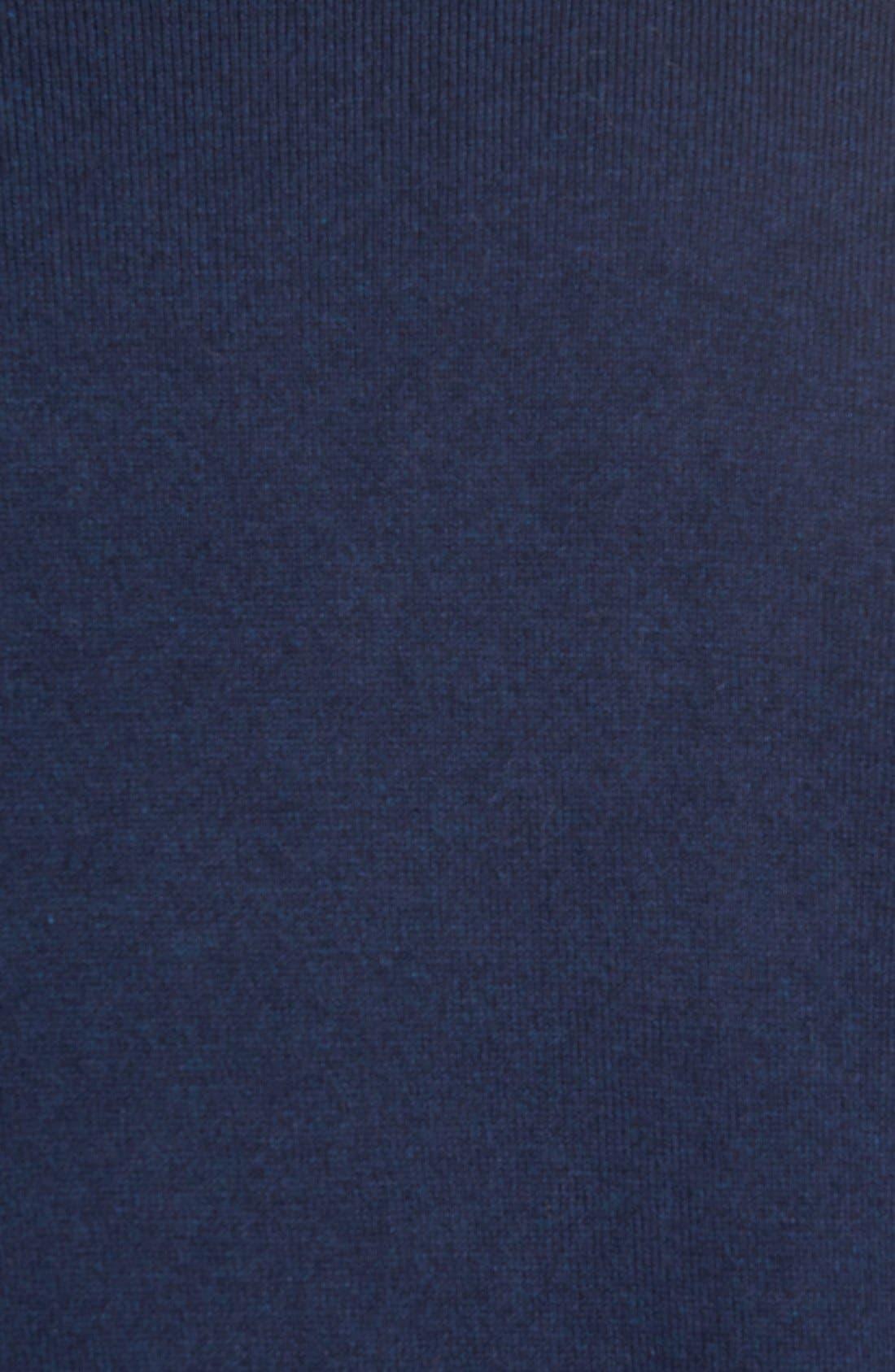 'Jersey Sport' Cotton Blend Crewneck Sweater,                             Alternate thumbnail 37, color,