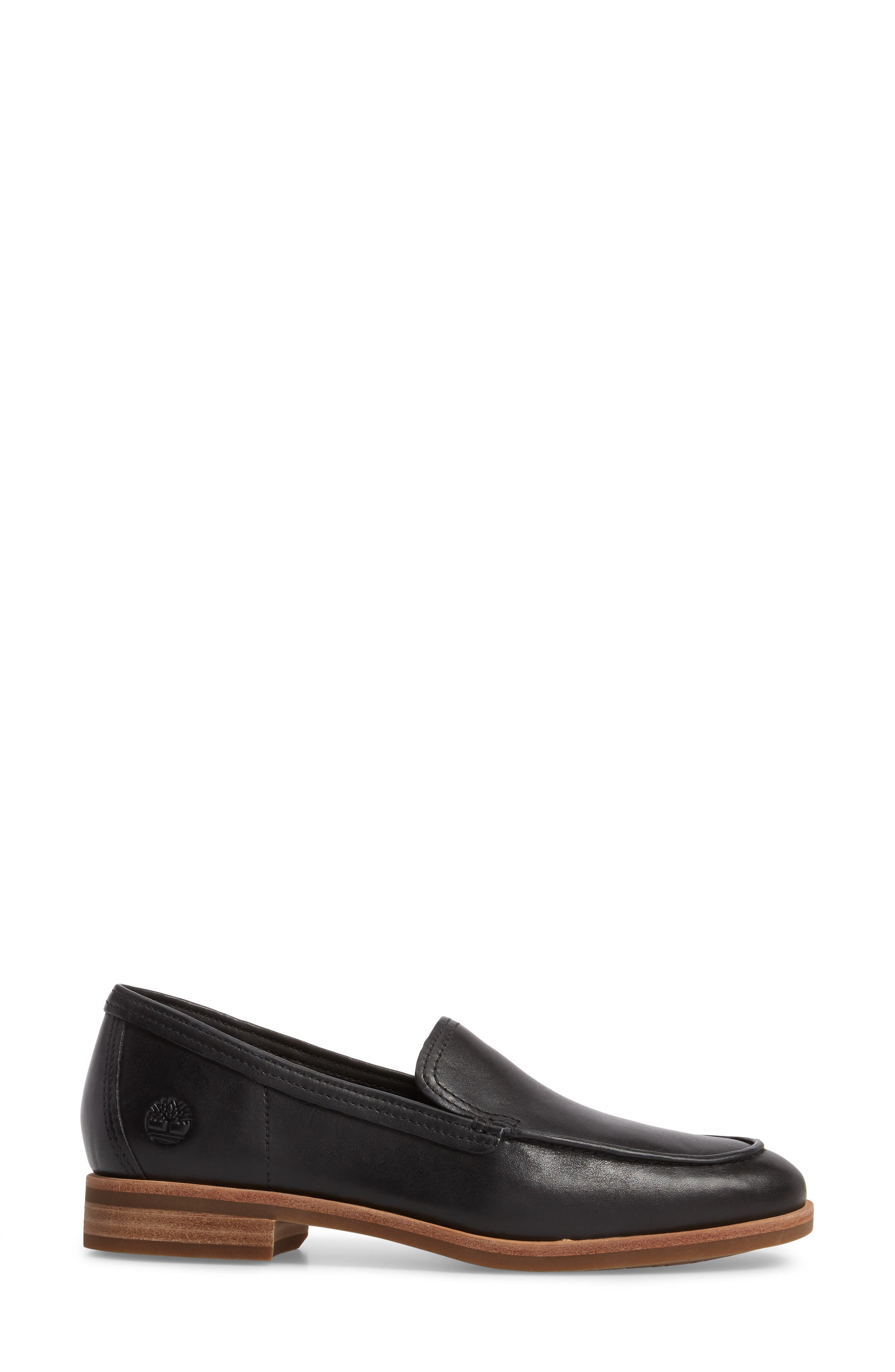 Somers Falls Loafer,                             Alternate thumbnail 3, color,                             001