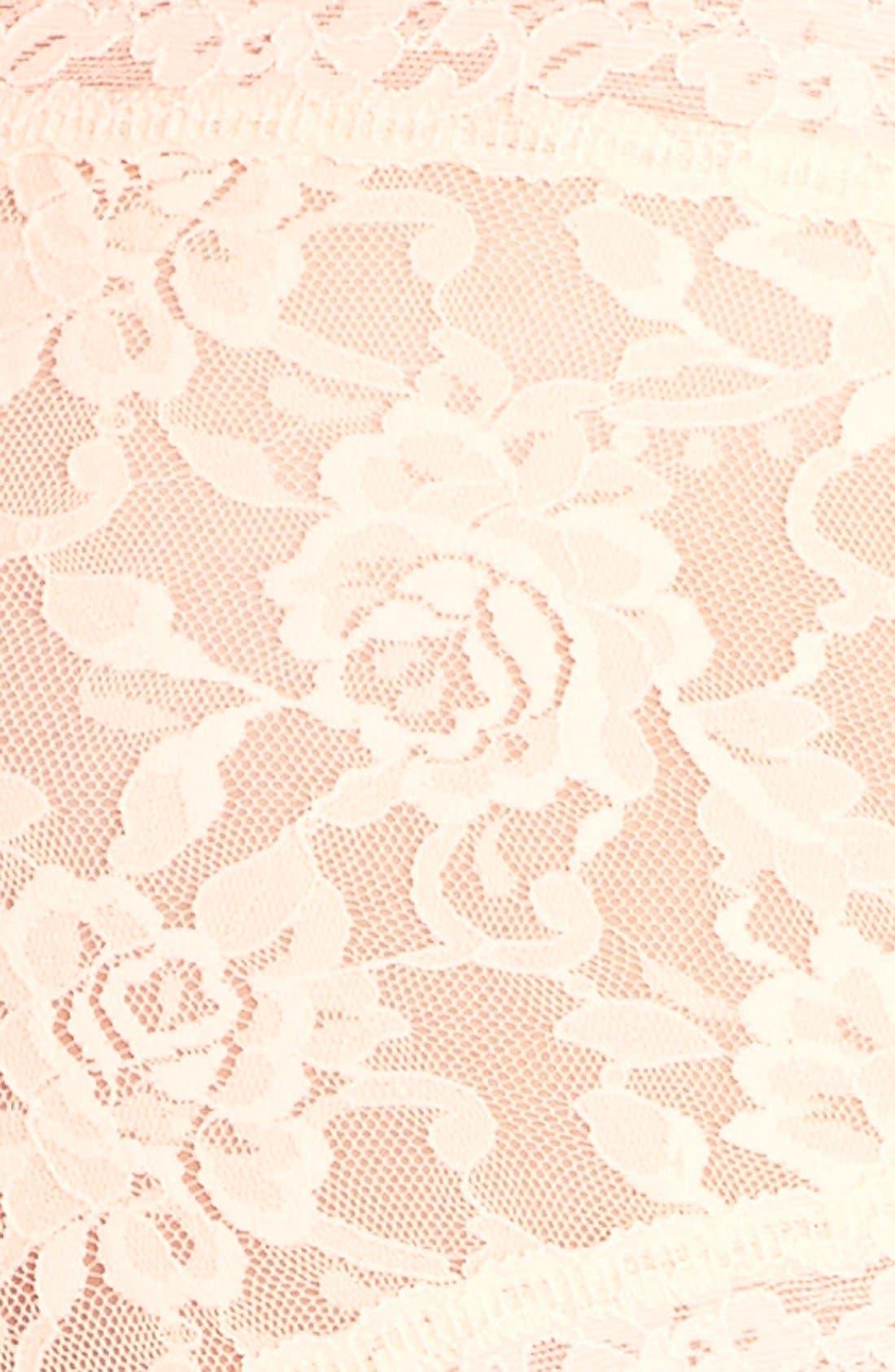 'Signature Lace' Boyshorts,                             Alternate thumbnail 255, color,