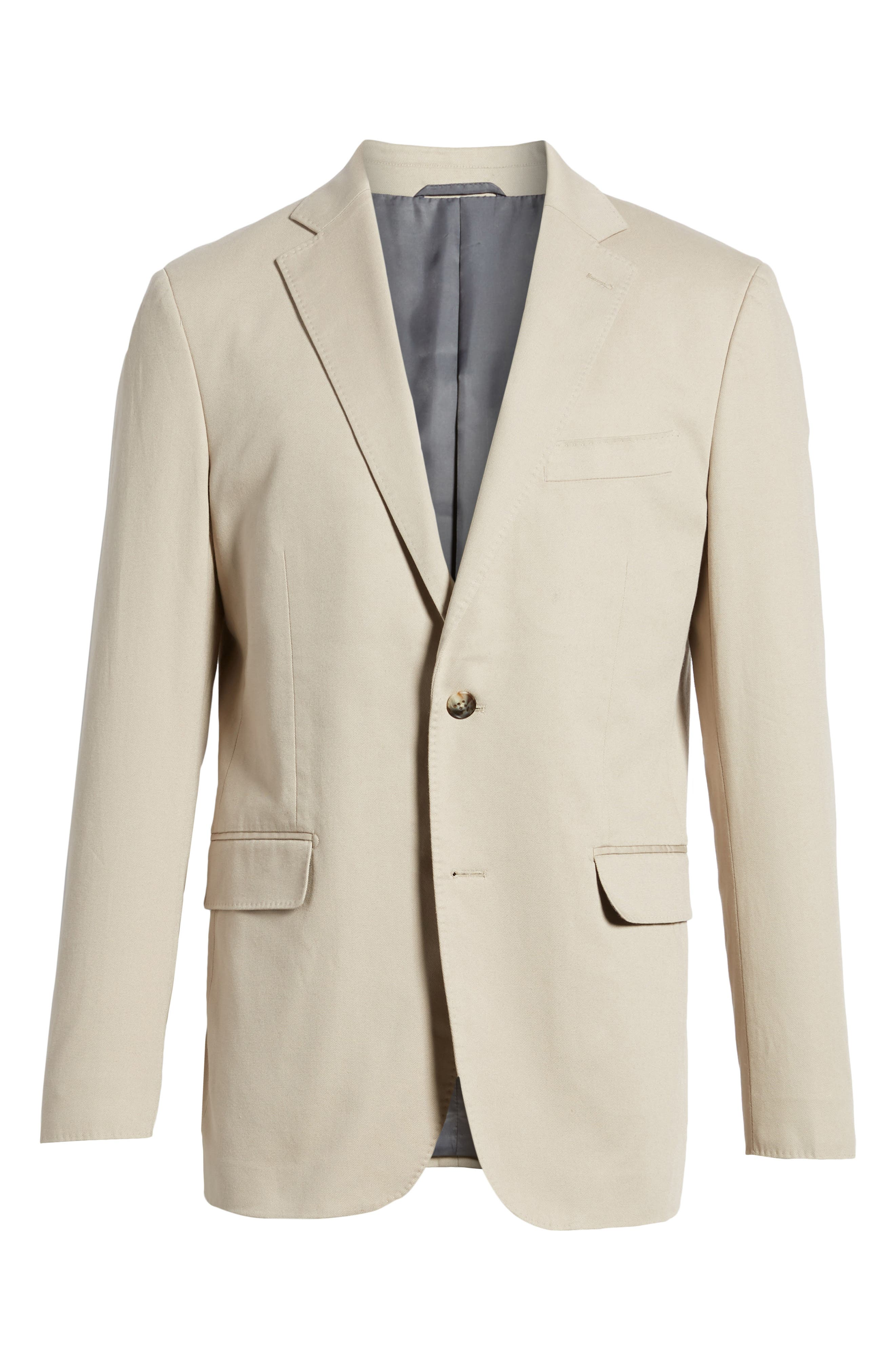 Finchley Regular Fit Sportcoat,                             Alternate thumbnail 5, color,                             102