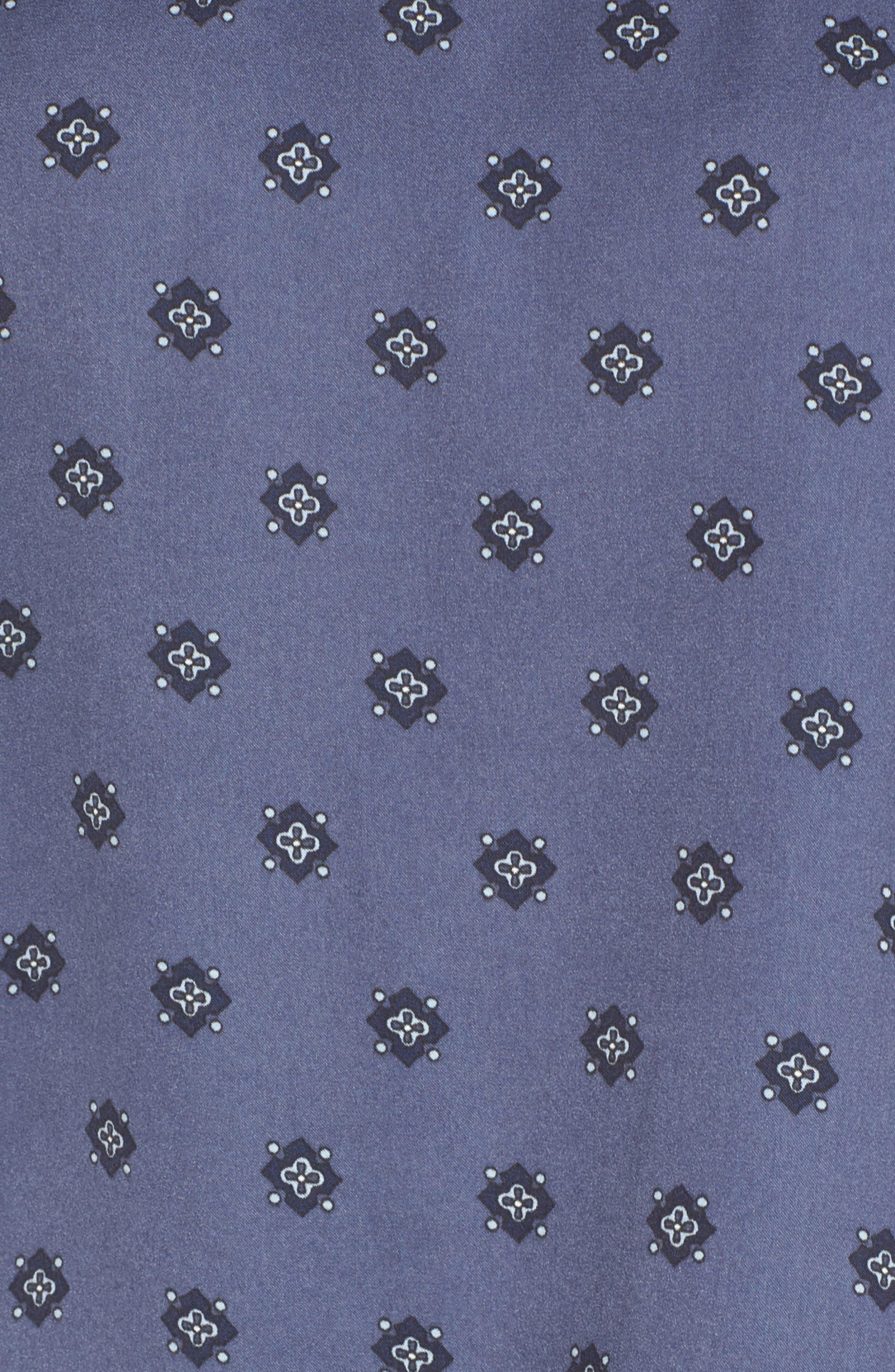 Sweet Dreams Satin Pajamas,                             Alternate thumbnail 5, color,                             401