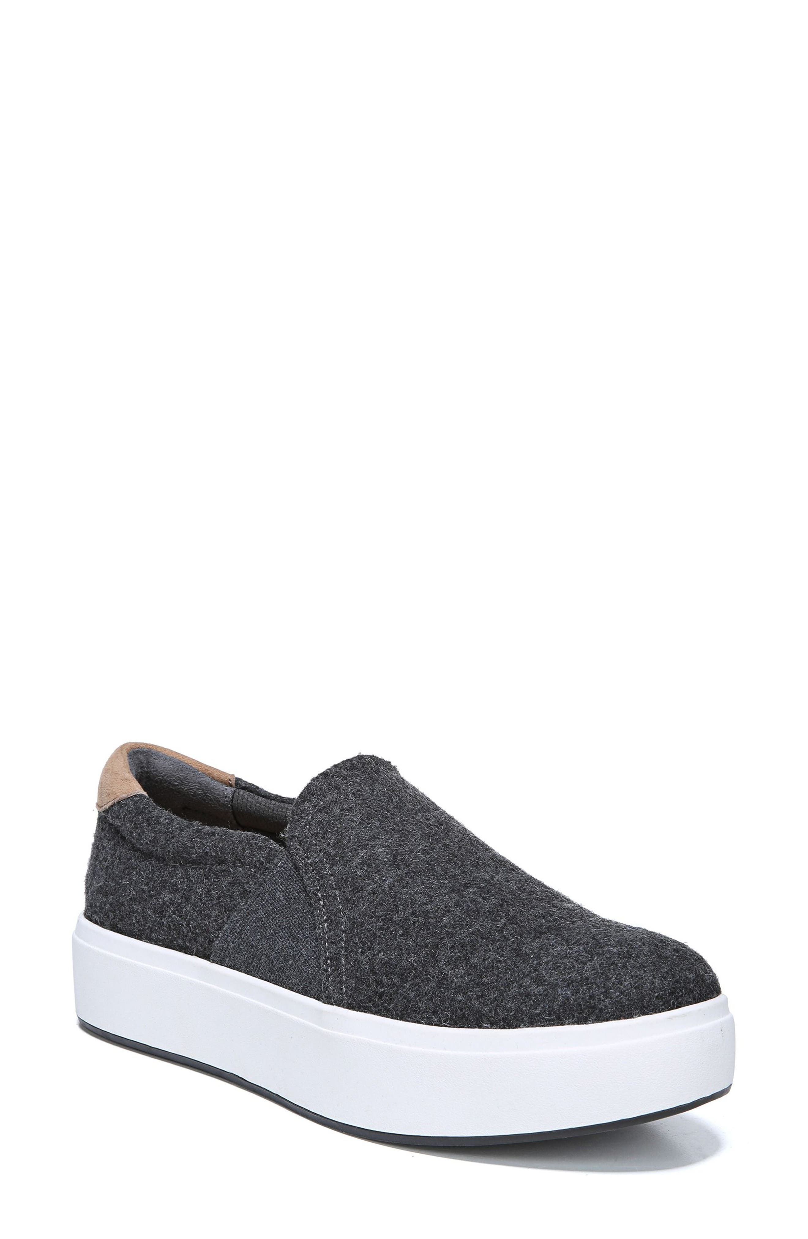 Abbot Slip-On Sneaker,                         Main,                         color, GREY FABRIC