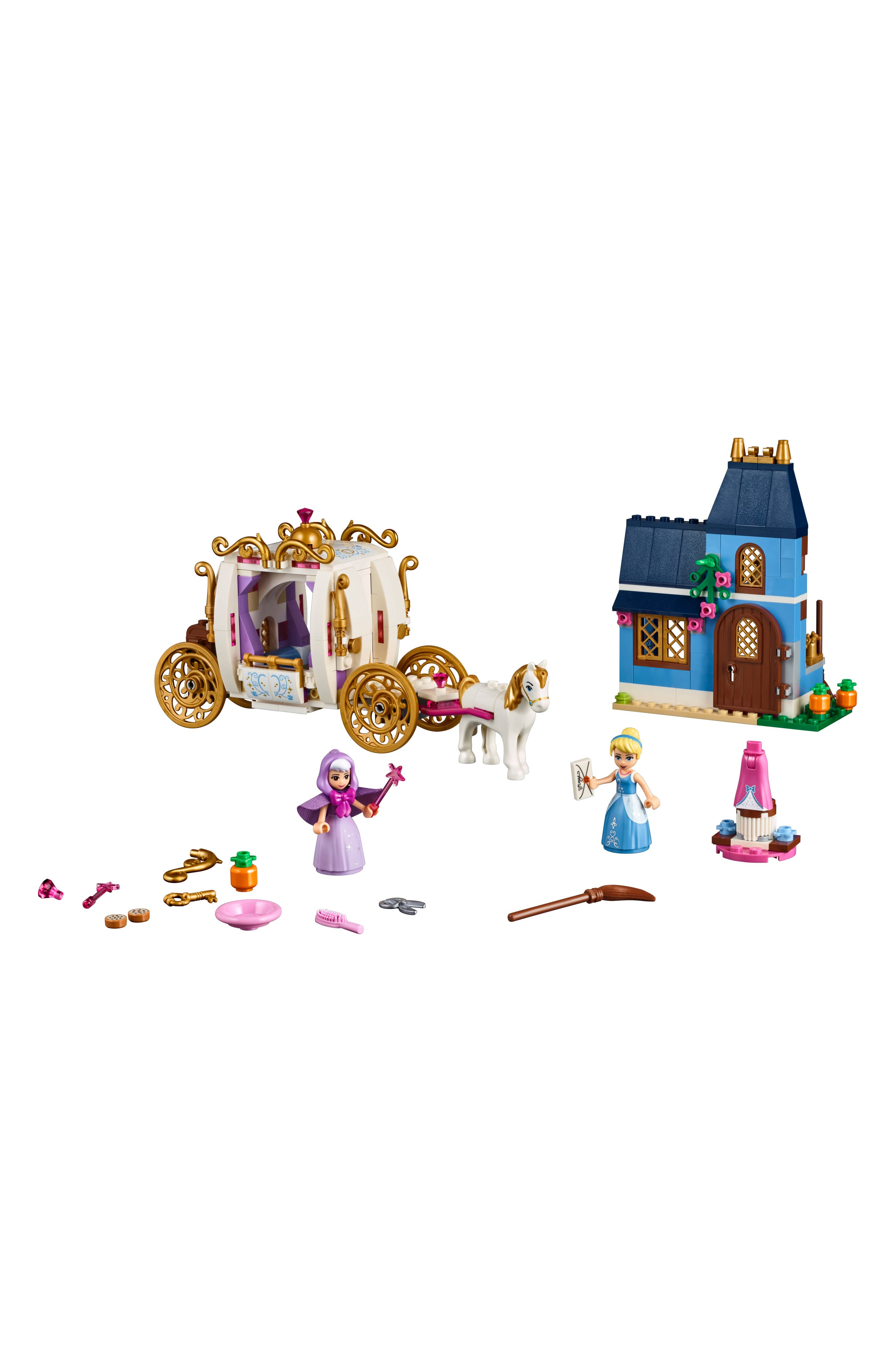 Disney<sup>™</sup> Cinderella's Enchanted Evening Play Set - 41146,                             Alternate thumbnail 2, color,                             100