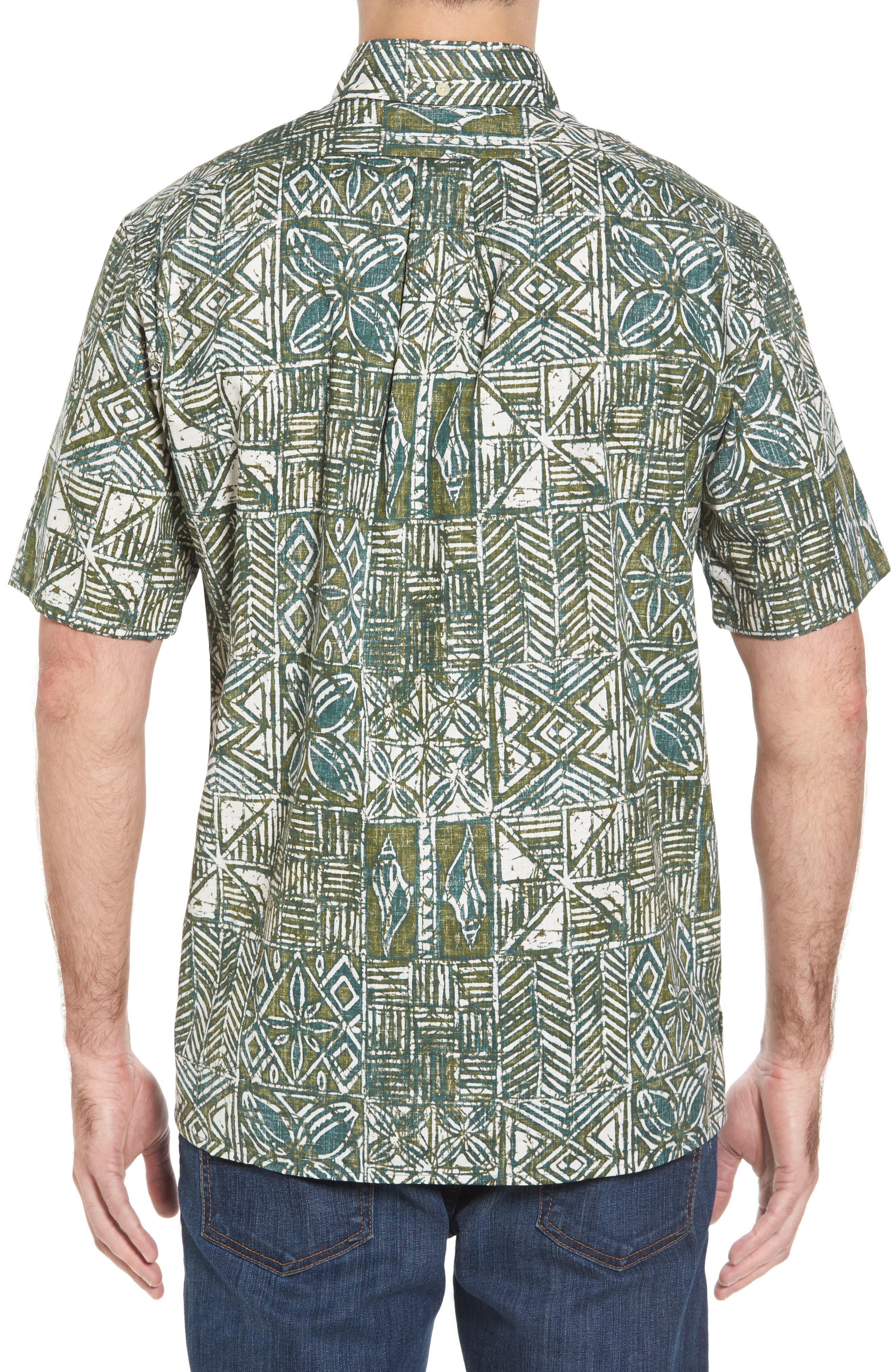 Leho Kapa Classic Fit Sport Shirt,                             Alternate thumbnail 2, color,                             315