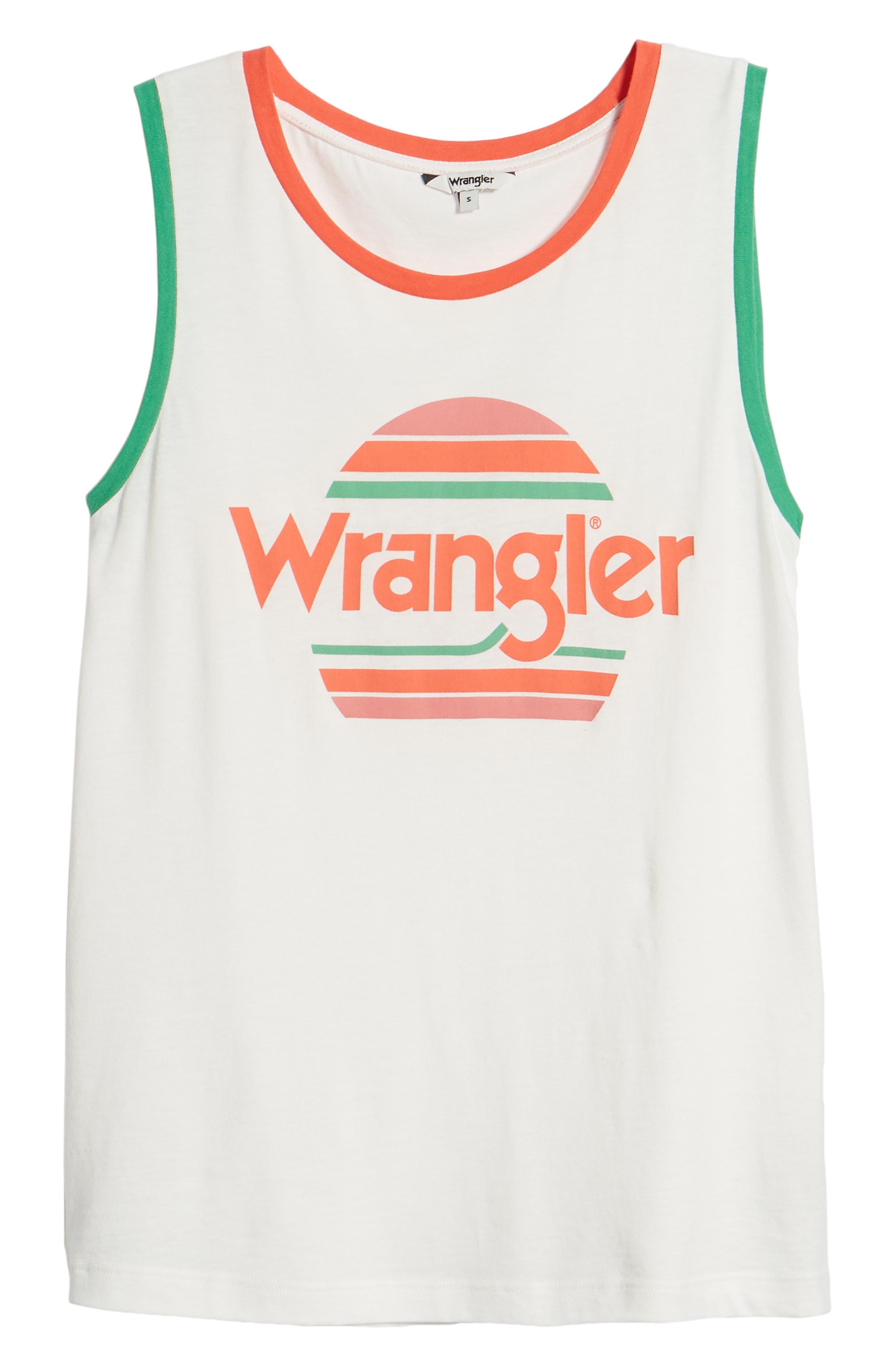WRANGLER,                             Kabel Graphic Ringer Tank,                             Alternate thumbnail 7, color,                             900