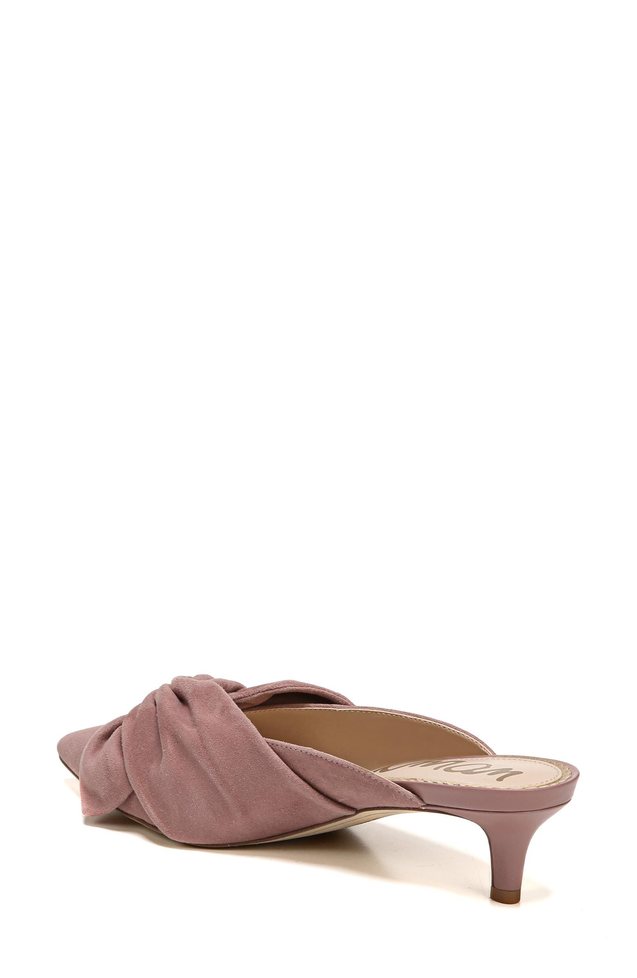Laney Pointy Toe Mule,                             Alternate thumbnail 11, color,