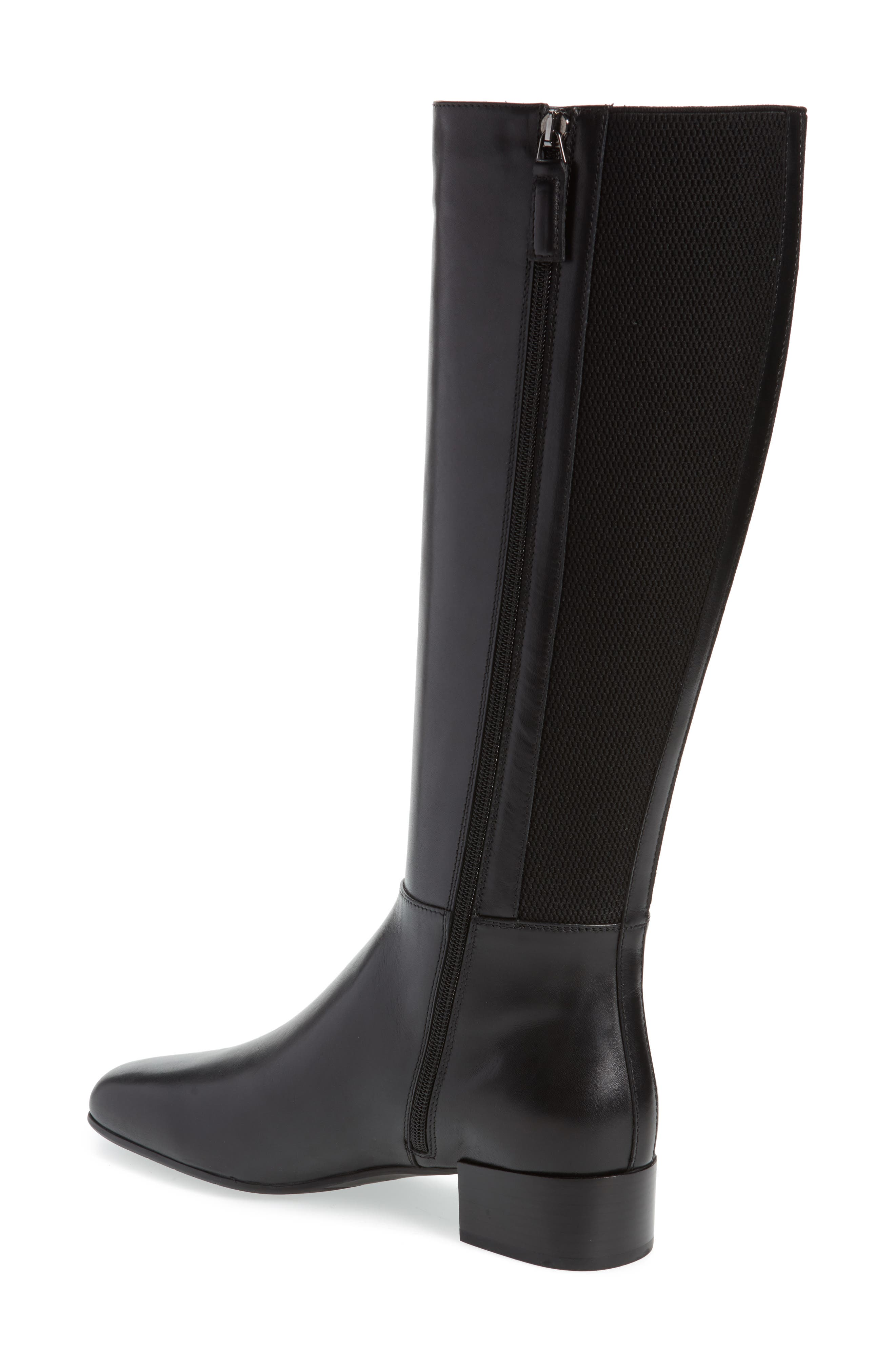Letizia Weatherproof Boot,                             Alternate thumbnail 2, color,                             BLACK