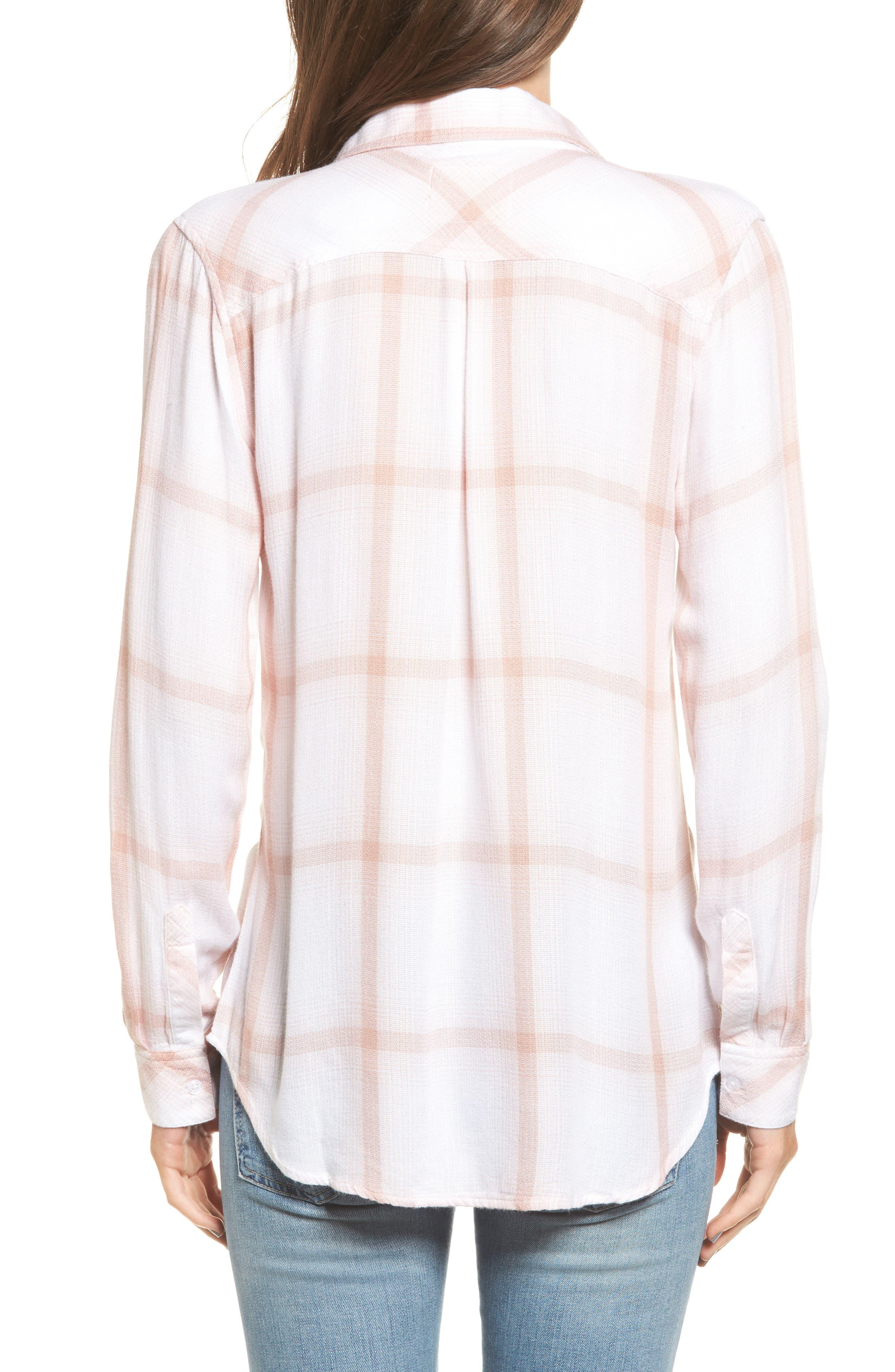 Hunter Plaid Shirt,                             Alternate thumbnail 245, color,