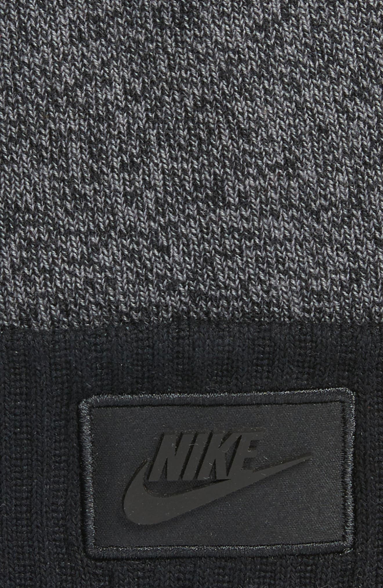 Knit Beanie,                             Alternate thumbnail 4, color,                             010