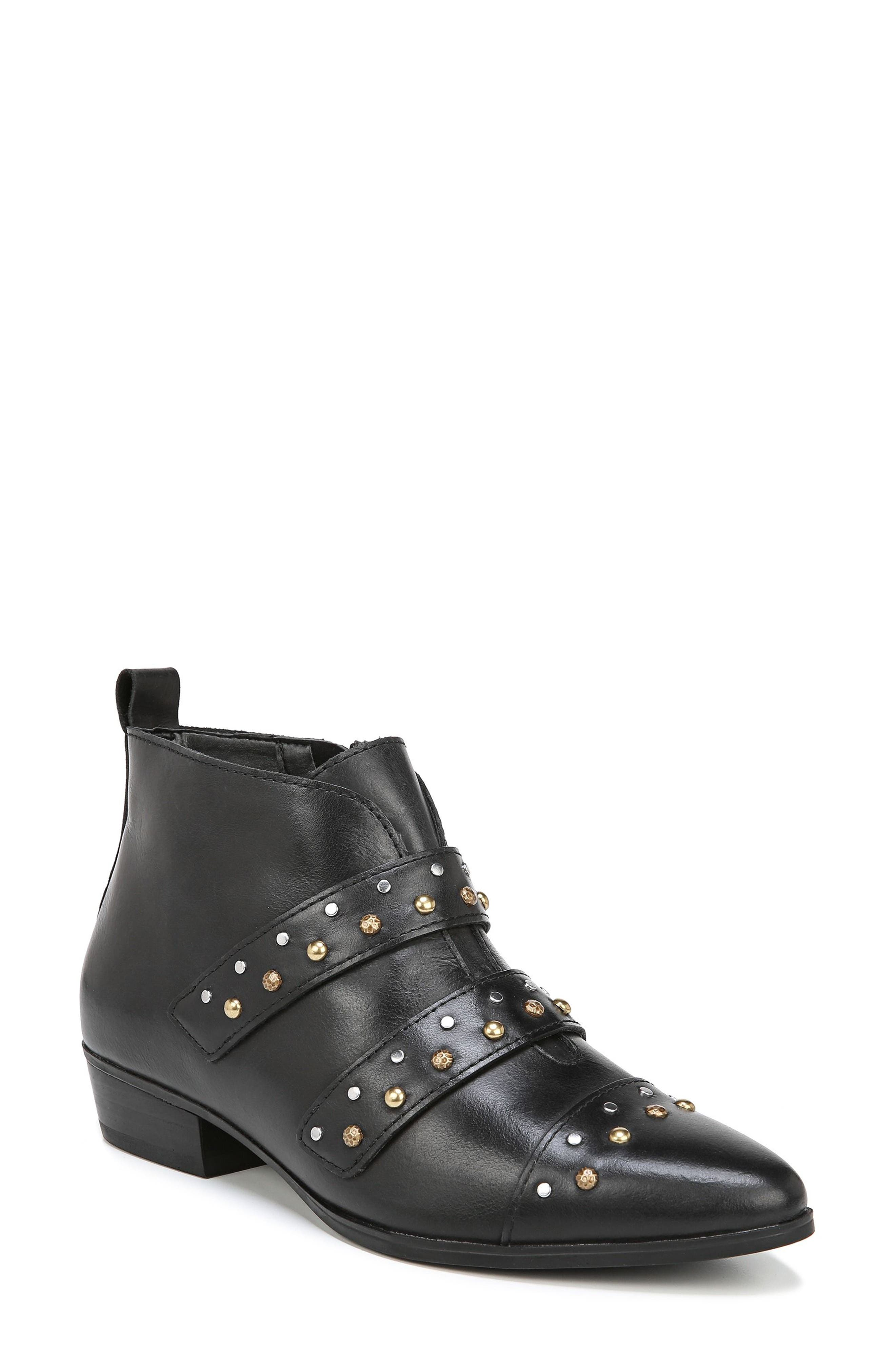 Naturalizer Blissful Studded Bootie, Black