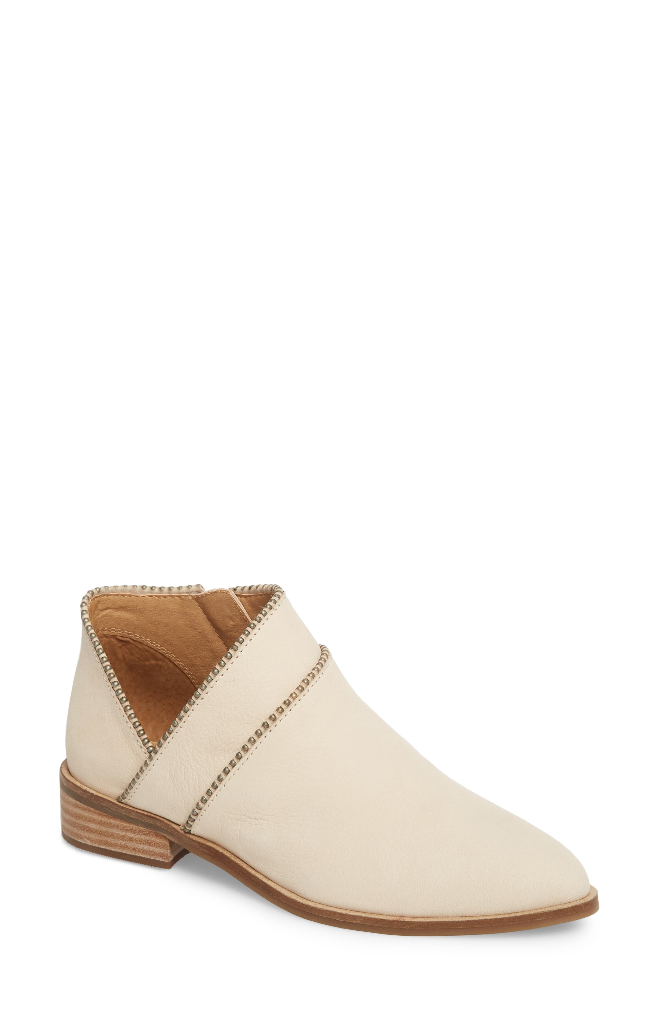 Lucky Brand Perrma Bootie, Ivory