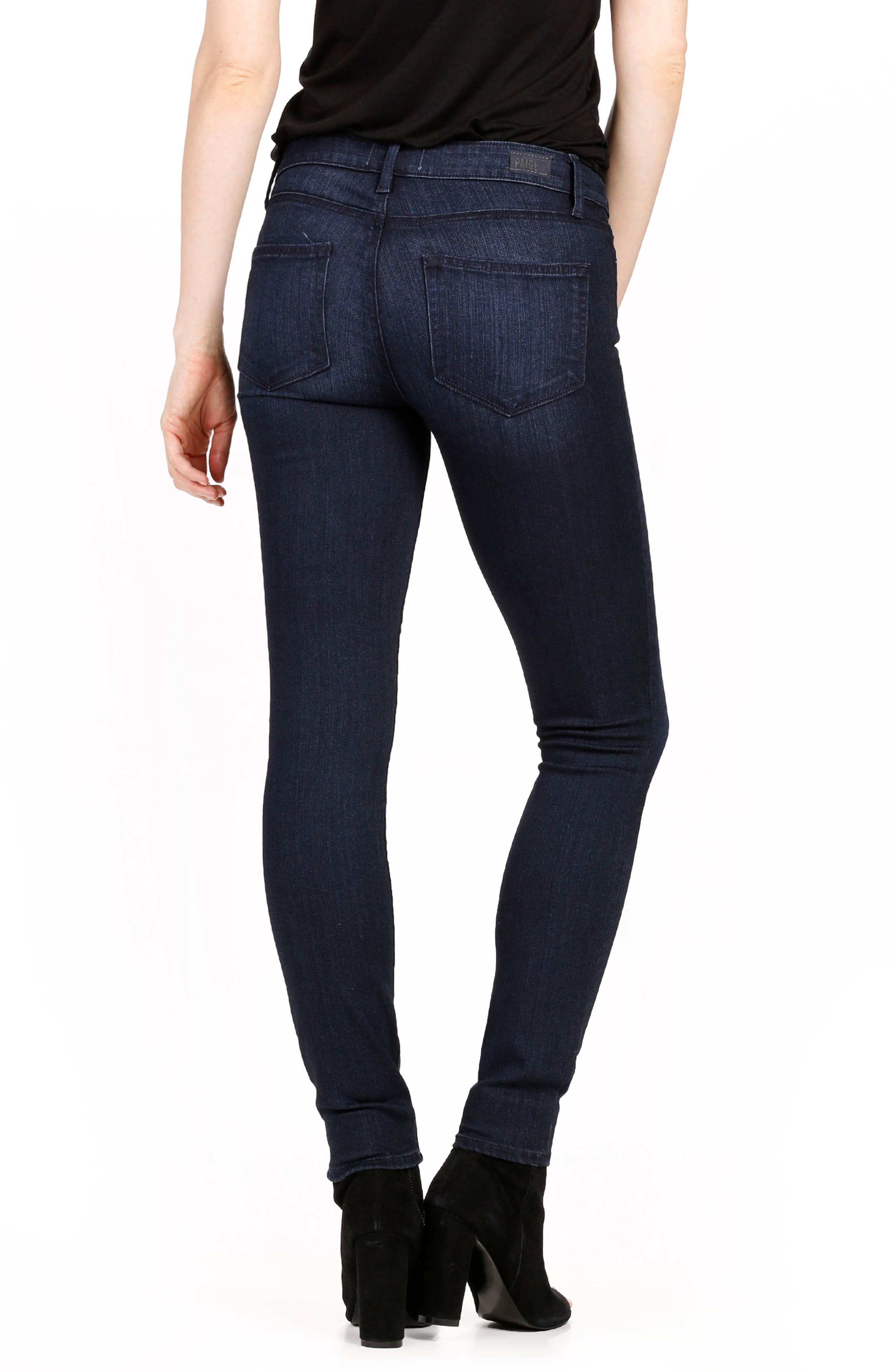 Transcend - Verdugo Ultra Skinny Jeans,                             Alternate thumbnail 2, color,