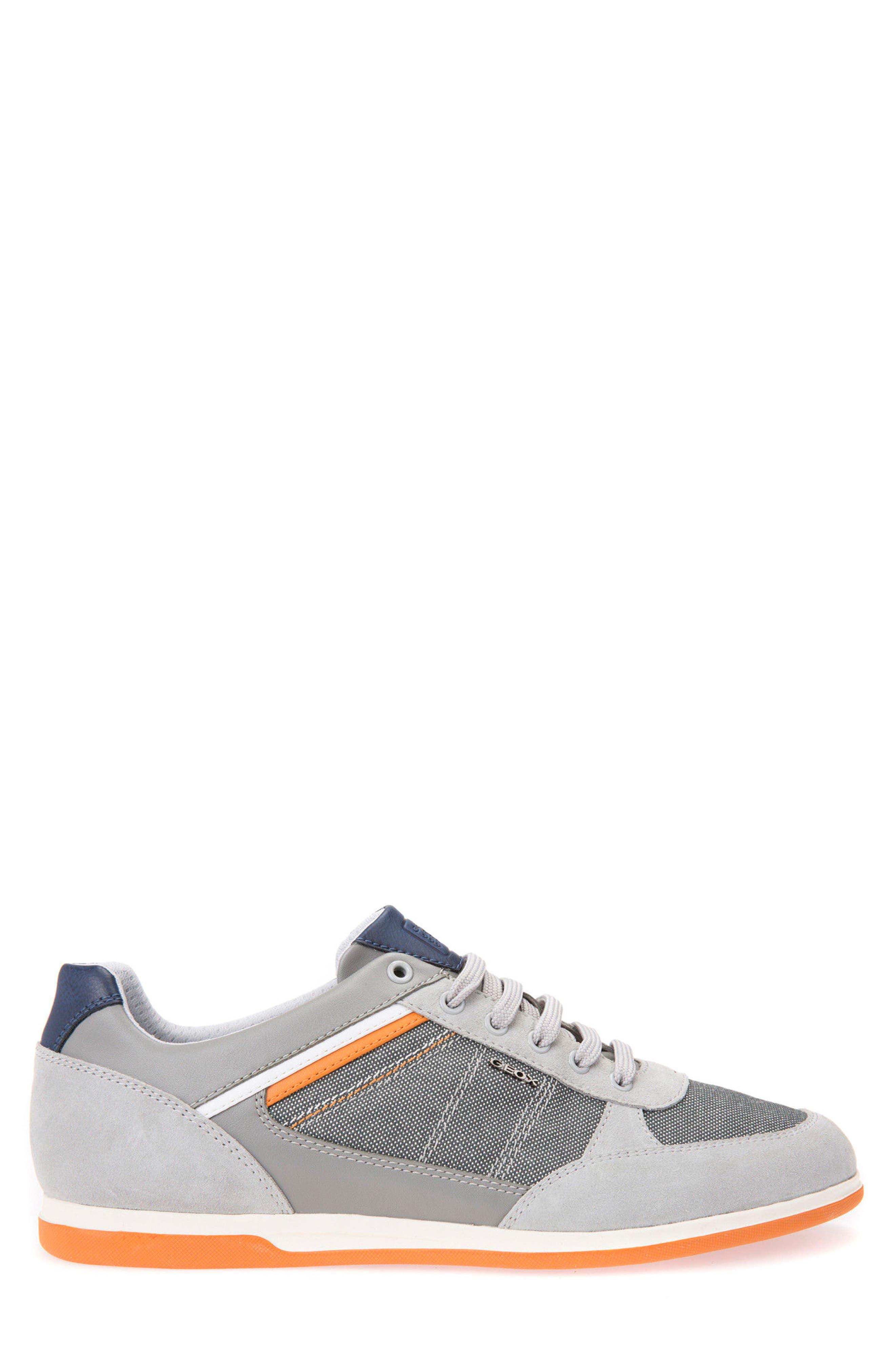 Renan 1 Low Top Sneaker,                             Alternate thumbnail 3, color,                             030