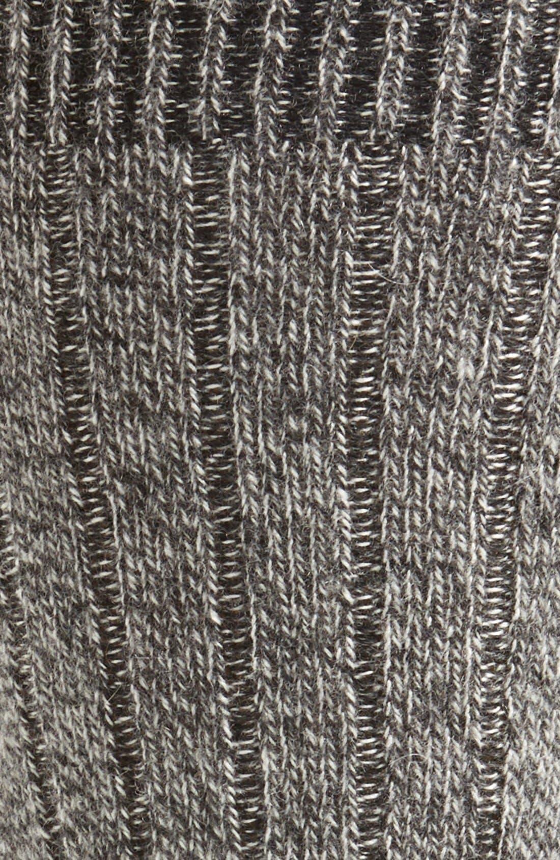 'Waddington' Cashmere Blend Mid Calf Socks,                             Alternate thumbnail 16, color,