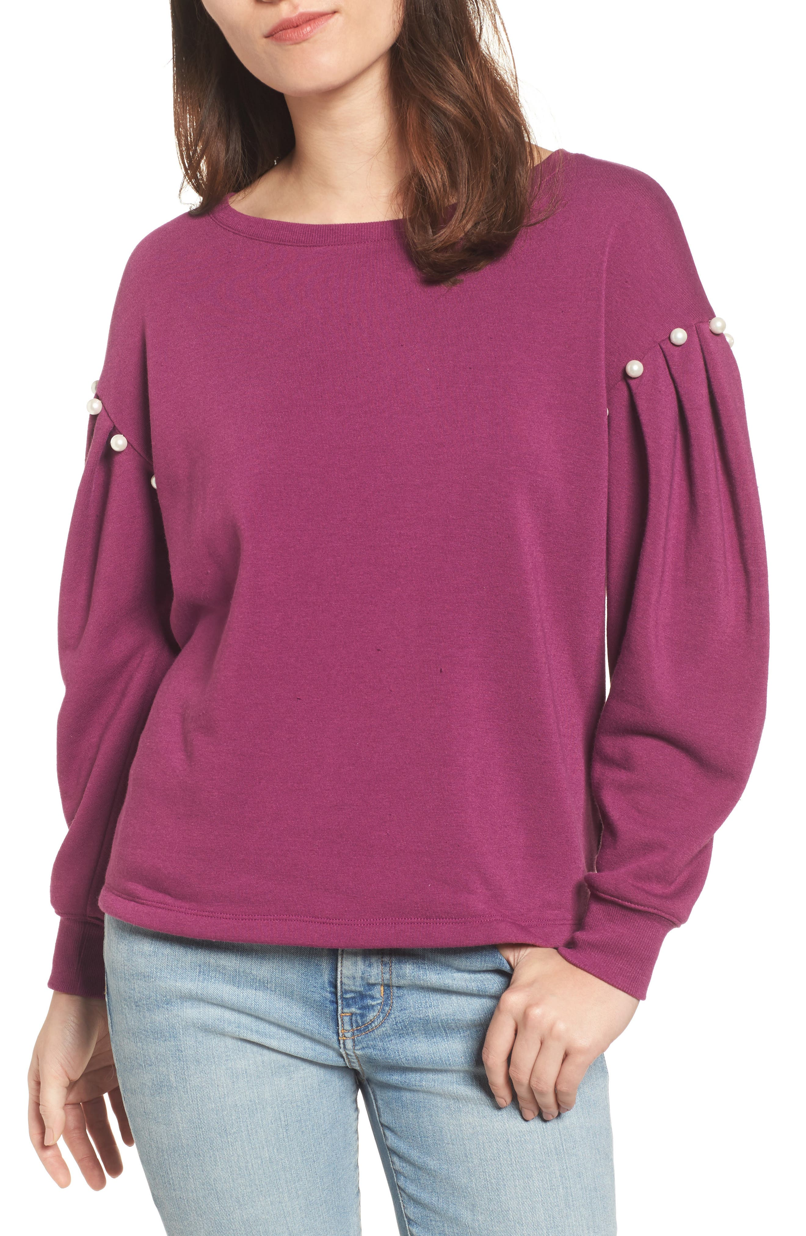 Ellison Sweatshirt,                             Main thumbnail 1, color,