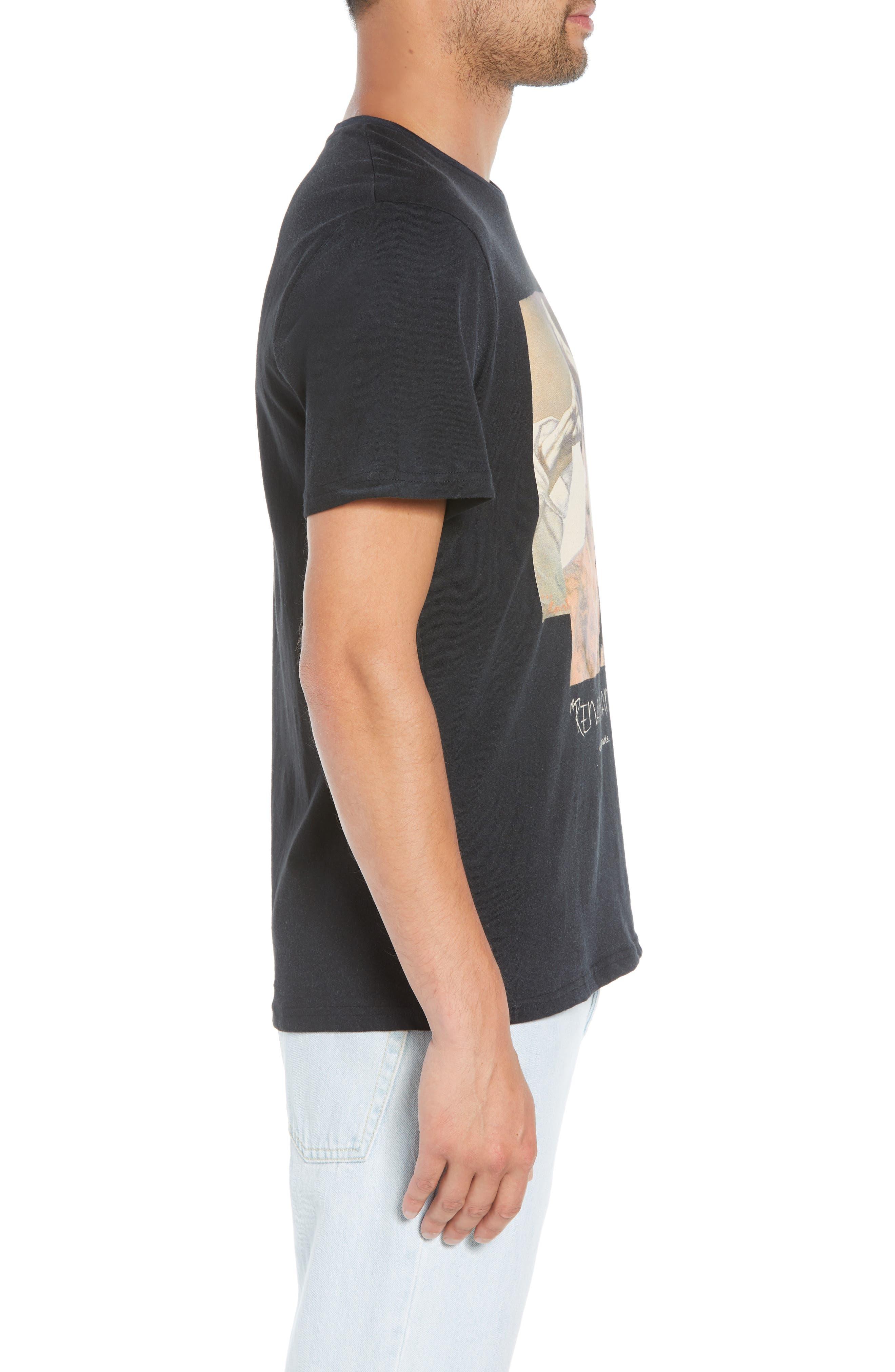 ELEVENPARIS,                             Renaissance Graphic T-Shirt,                             Alternate thumbnail 3, color,                             002