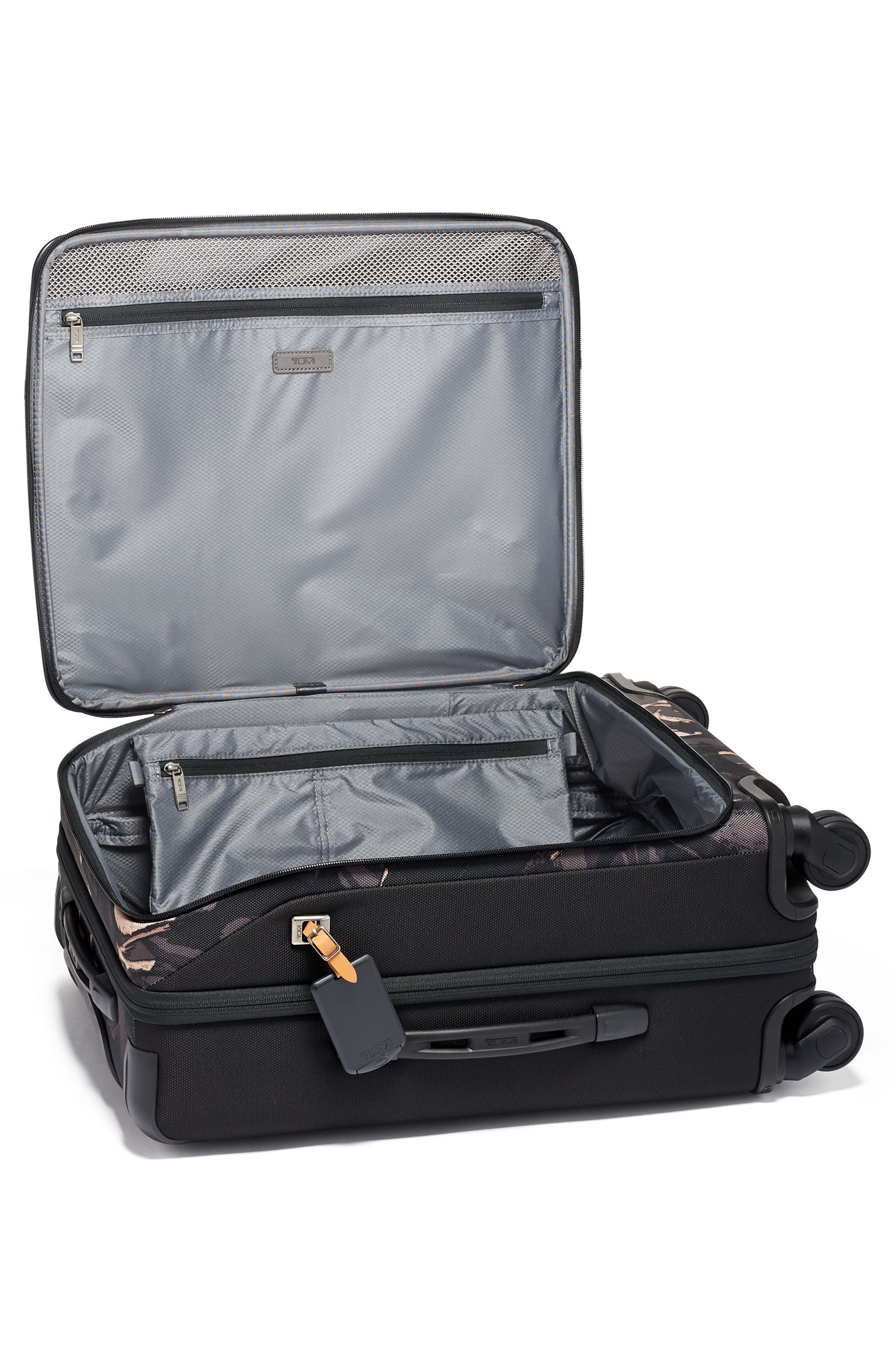 TUMI,                             Merge 22-Inch Continental Expandable Rolling Carry-On,                             Alternate thumbnail 2, color,                             GREY HIGHLANDS PRINT