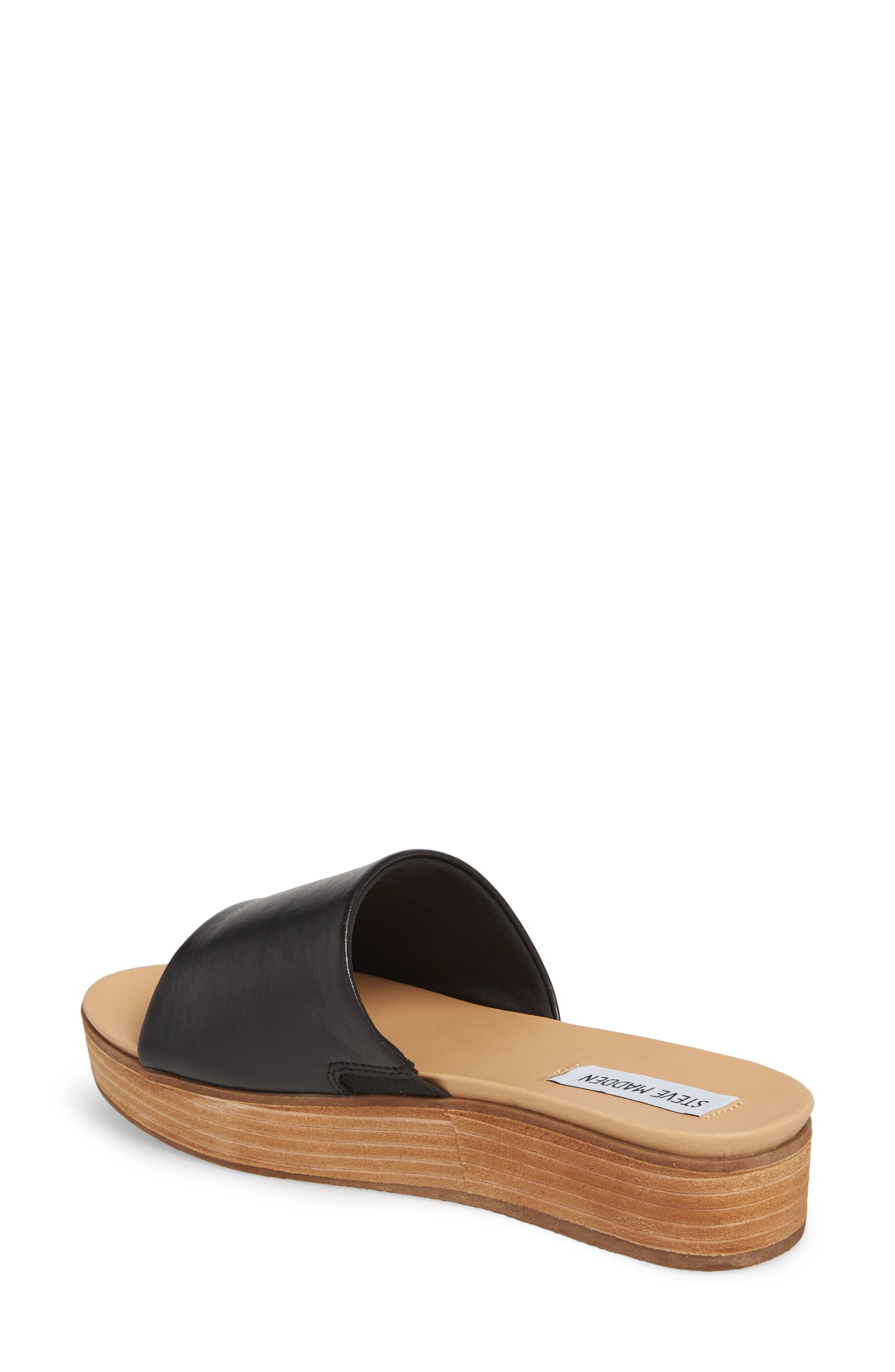 Genca Slide Sandal,                             Alternate thumbnail 2, color,                             001