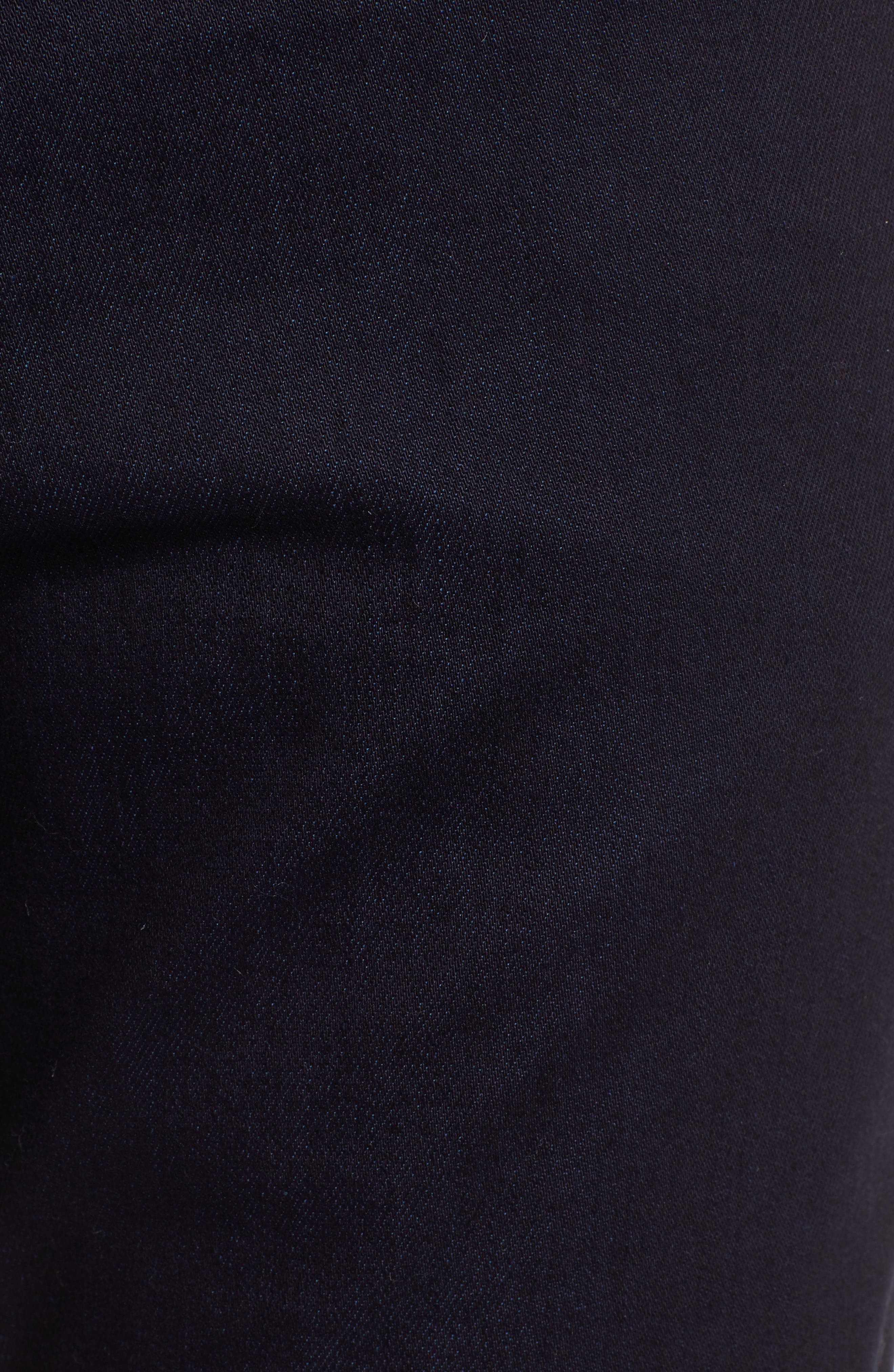 Dressy Slim Fit Jeans,                             Alternate thumbnail 5, color,                             401