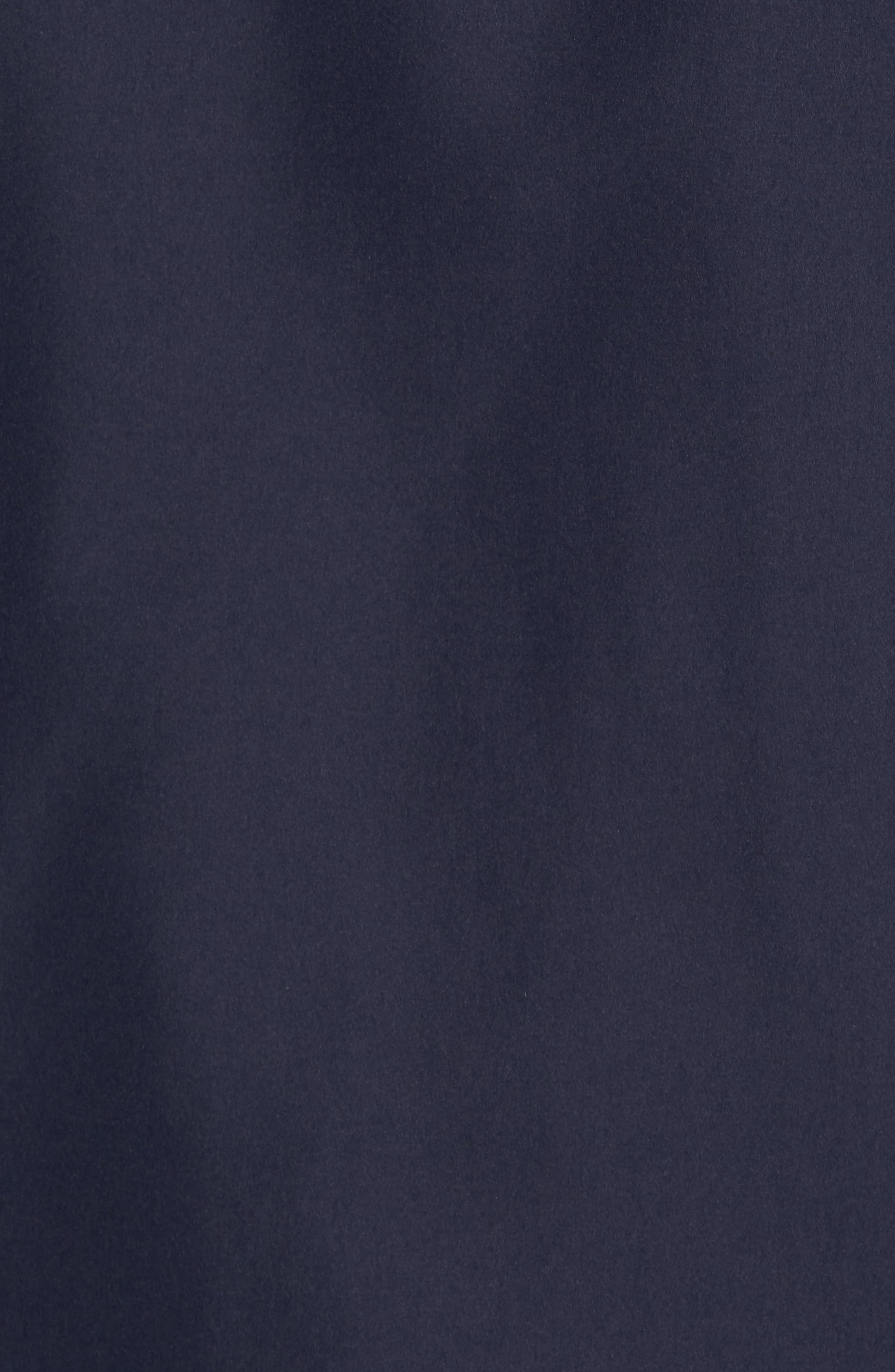 Paul&Shark Fleece Lined Hooded Jacket,                             Alternate thumbnail 6, color,                             400