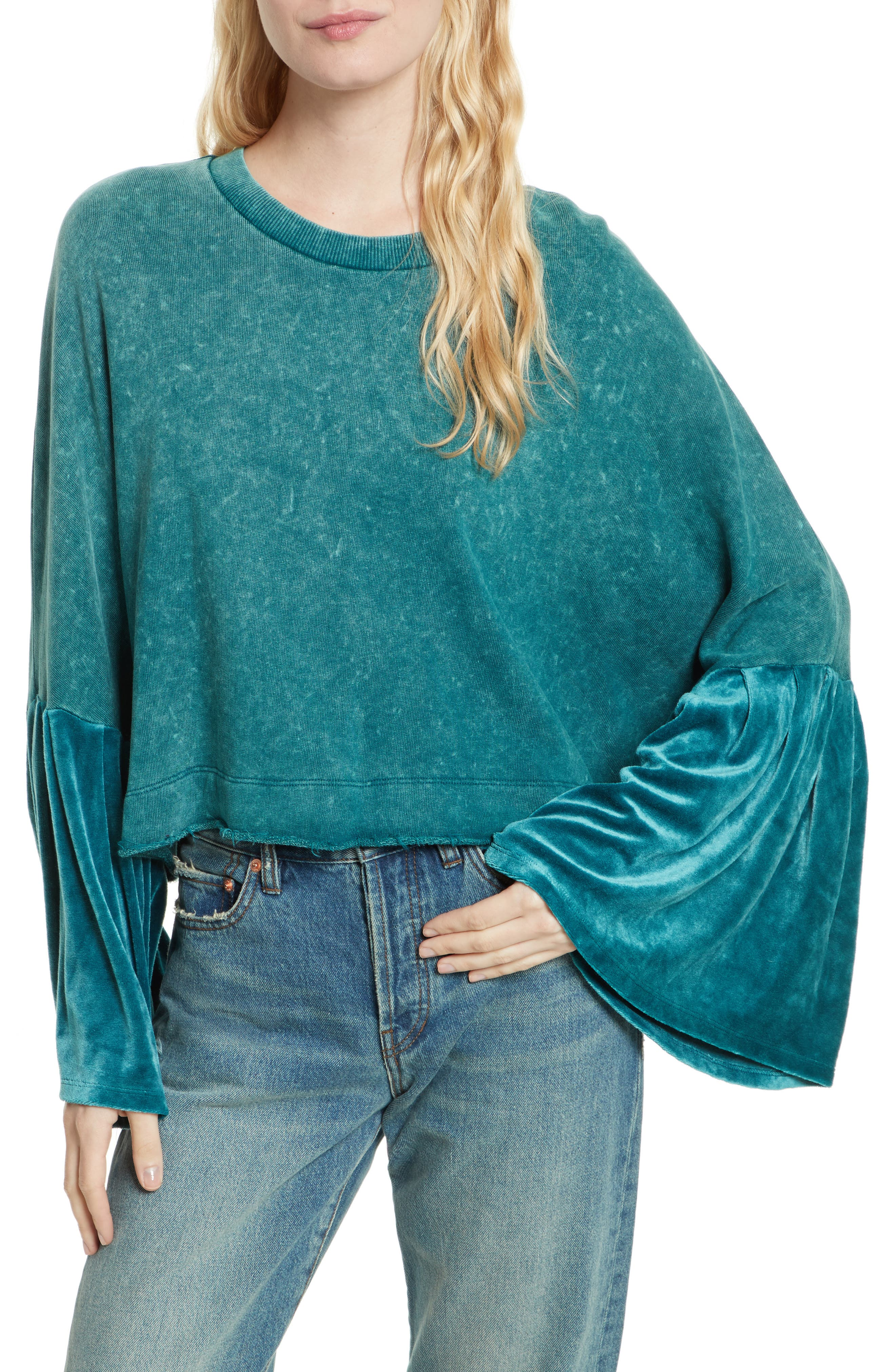 Sleeves Glorious Sleeves Pullover,                             Main thumbnail 2, color,