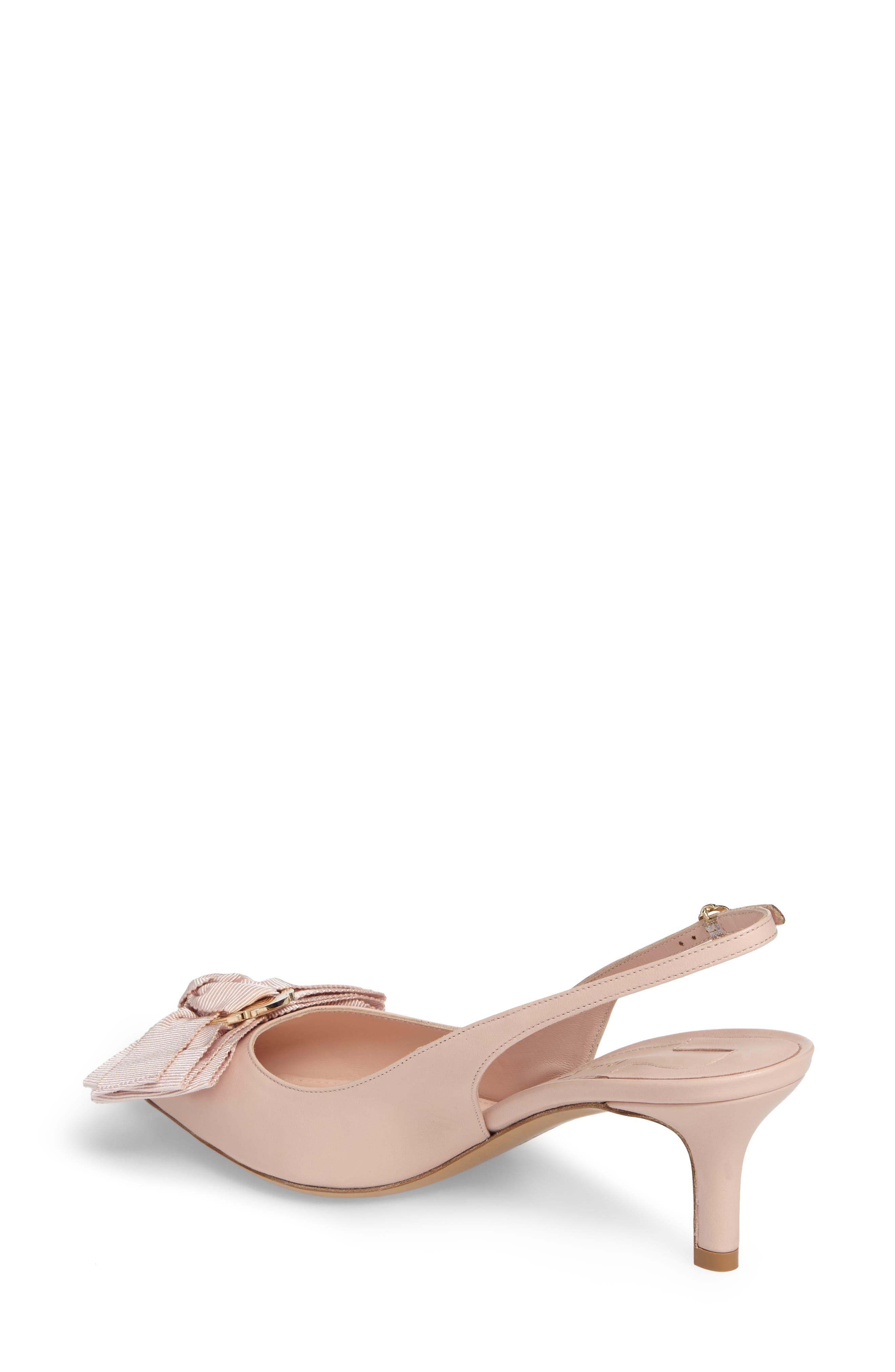 Laterina Slingback Pump,                             Alternate thumbnail 2, color,