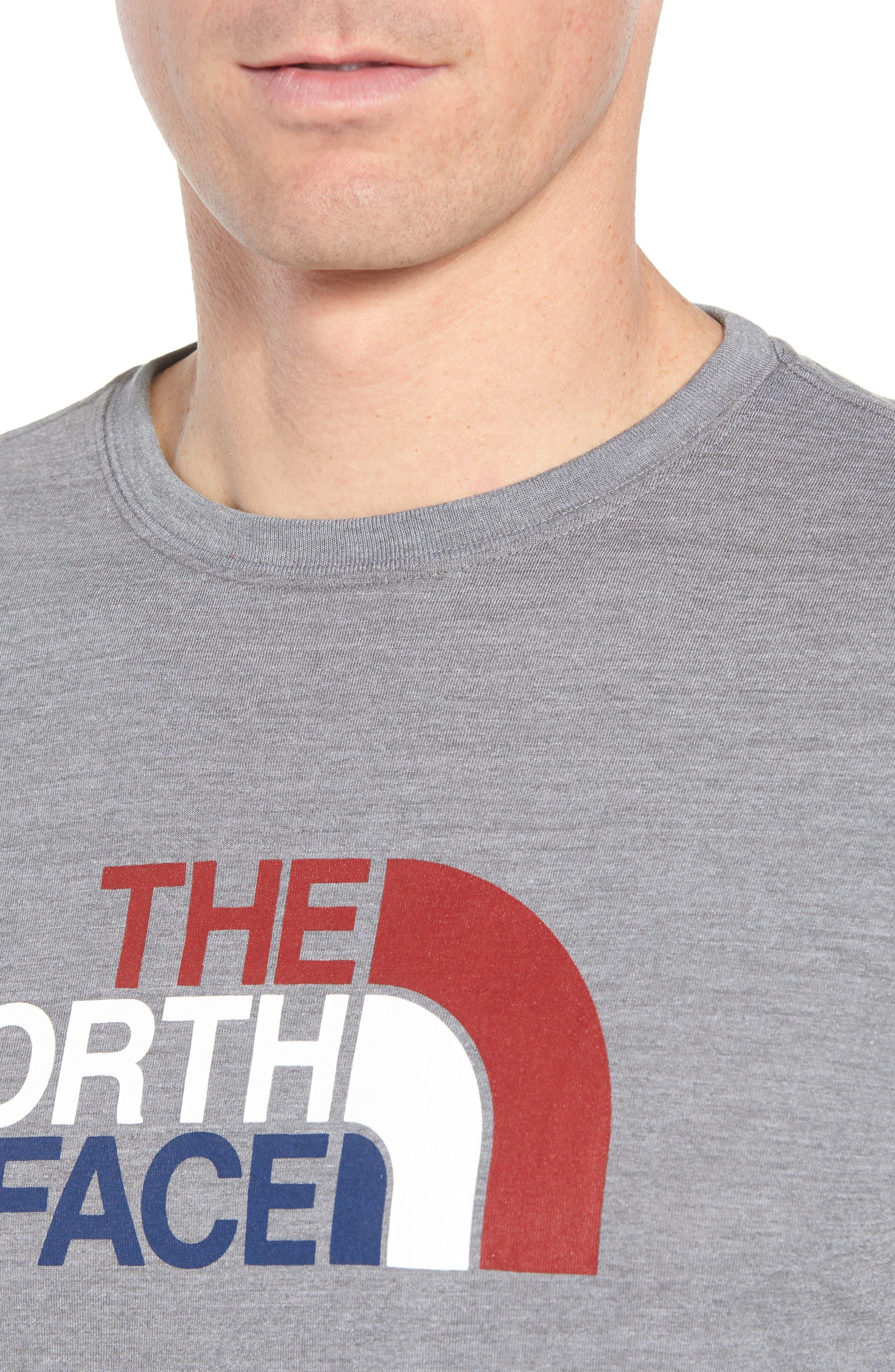Americana Crewneck T-Shirt,                             Alternate thumbnail 13, color,