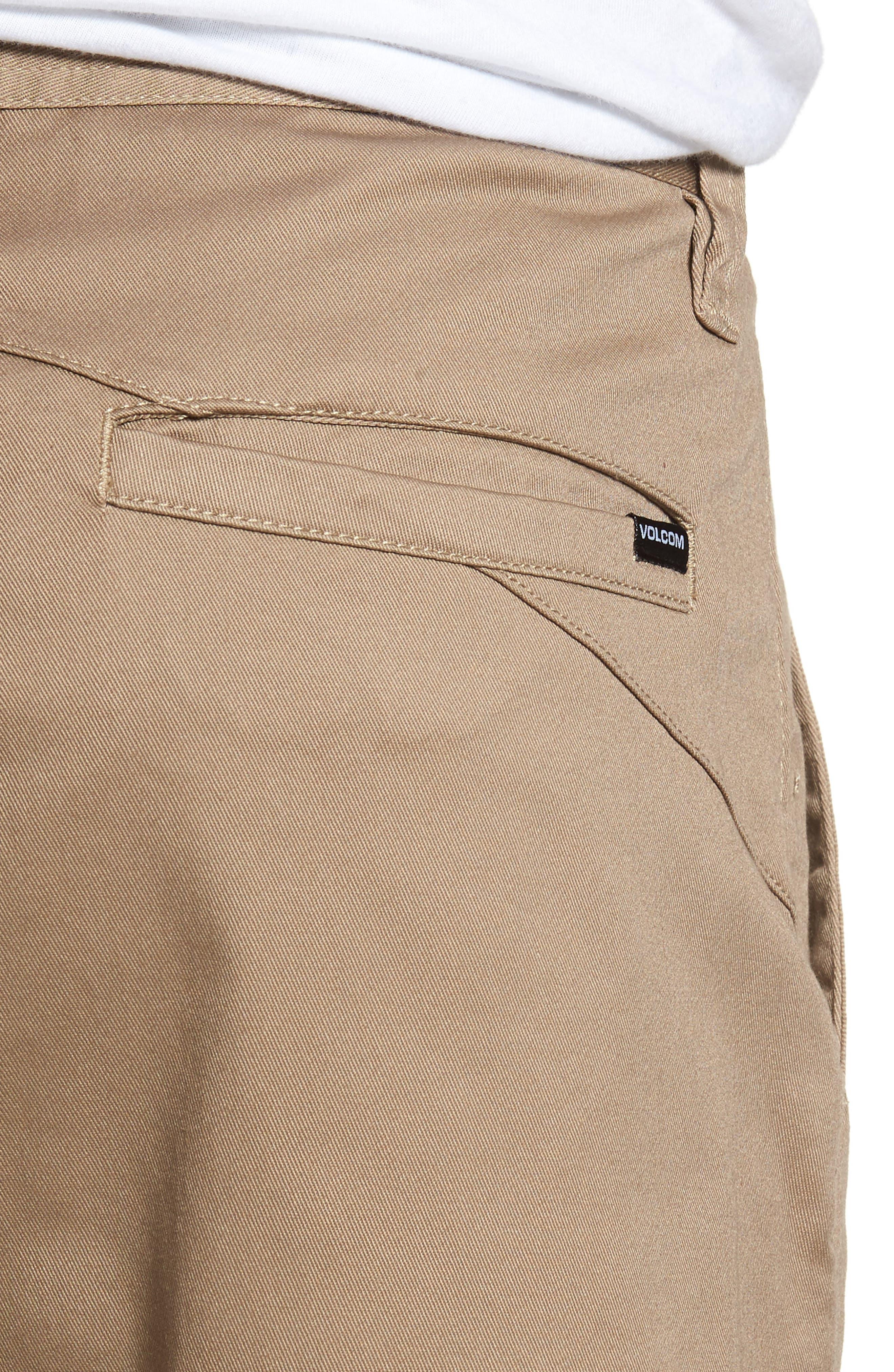 'Modern' Stretch Chino Shorts,                             Alternate thumbnail 50, color,