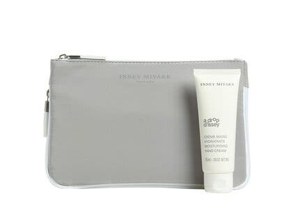 Issey Miyake gift with purchase