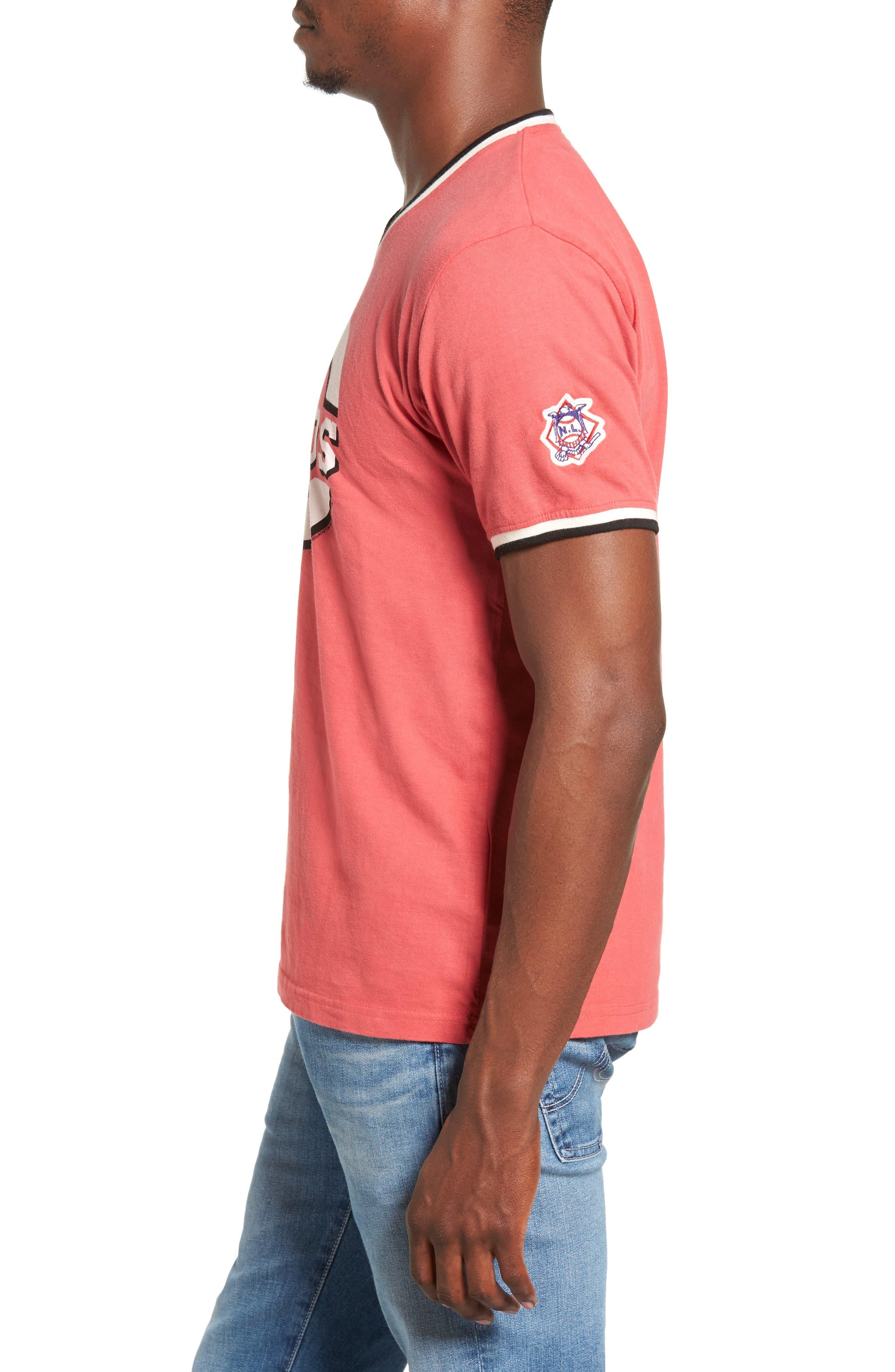 Eastwood Cincinnati Reds T-Shirt,                             Alternate thumbnail 3, color,