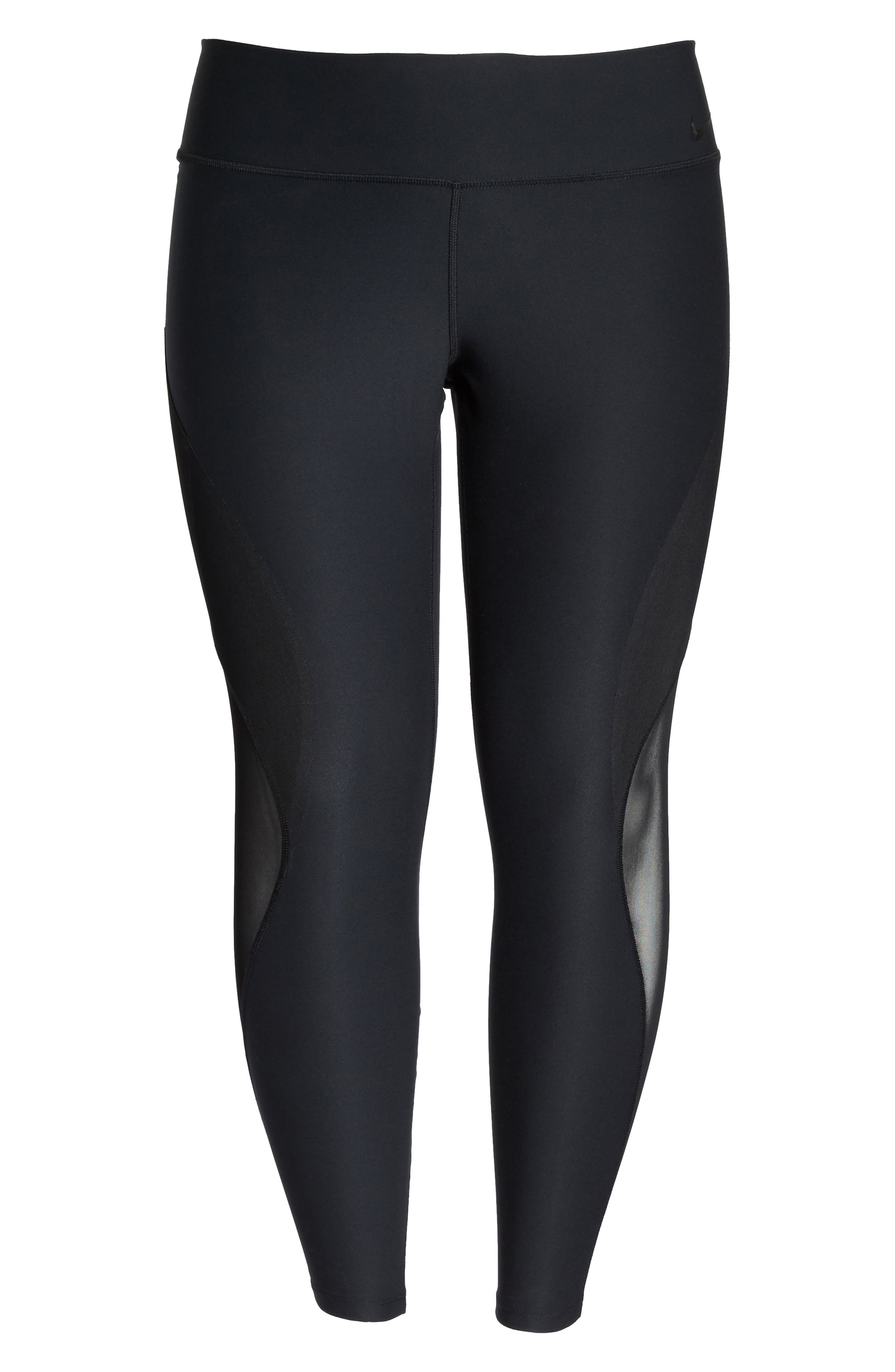 Power Legendary Training Tights,                             Alternate thumbnail 6, color,