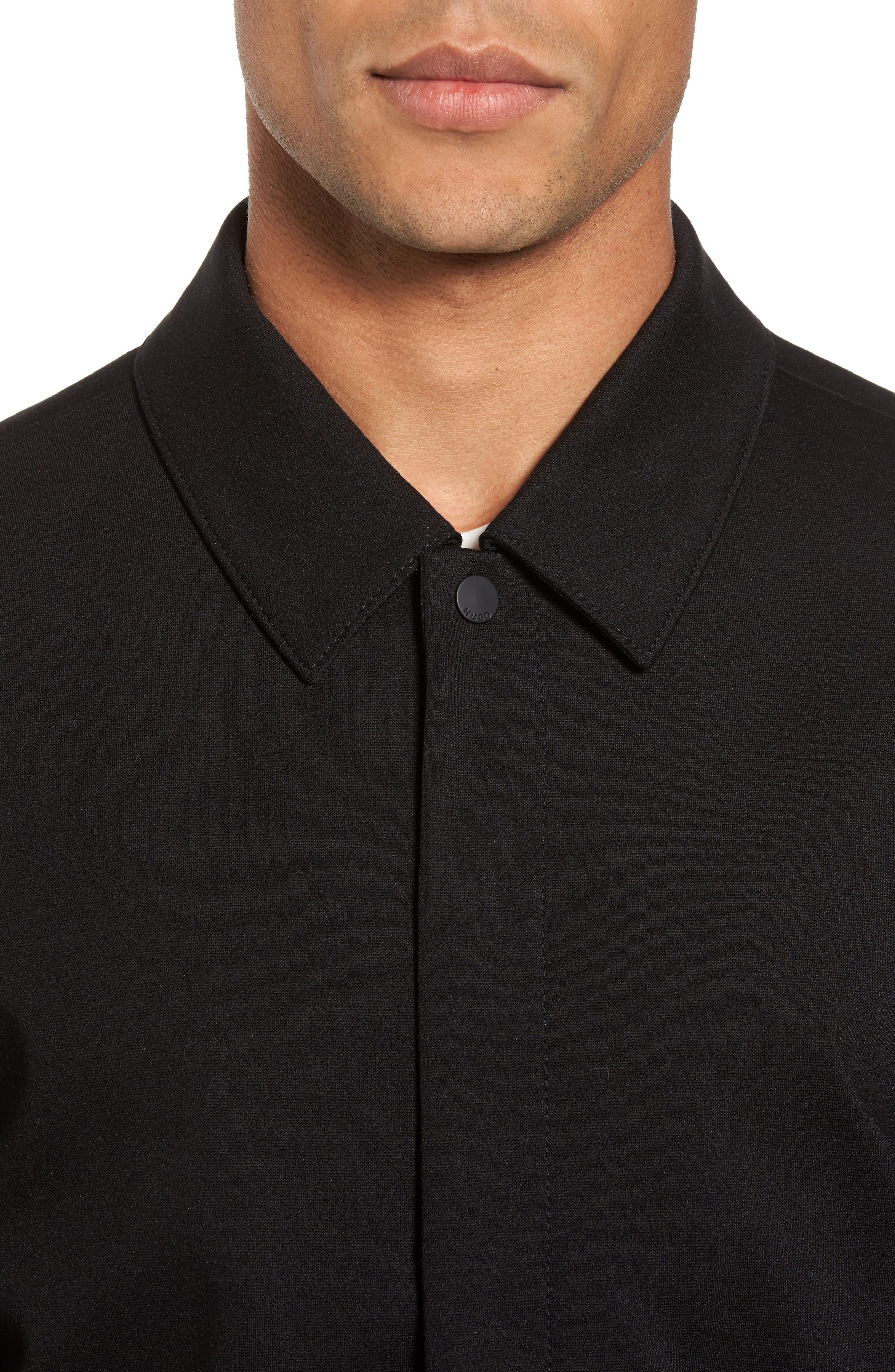 Hugo Boss Babenu Shirt Jacket,                             Alternate thumbnail 4, color,