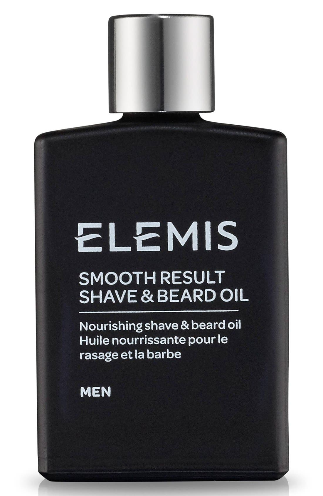Smooth Result Shave & Beard Oil,                             Main thumbnail 1, color,                             NO COLOR