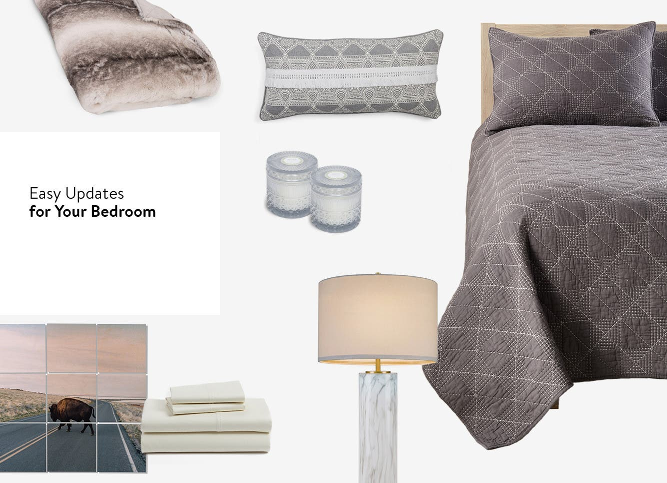 bed bath home nordstrom easy updates for your bedroom