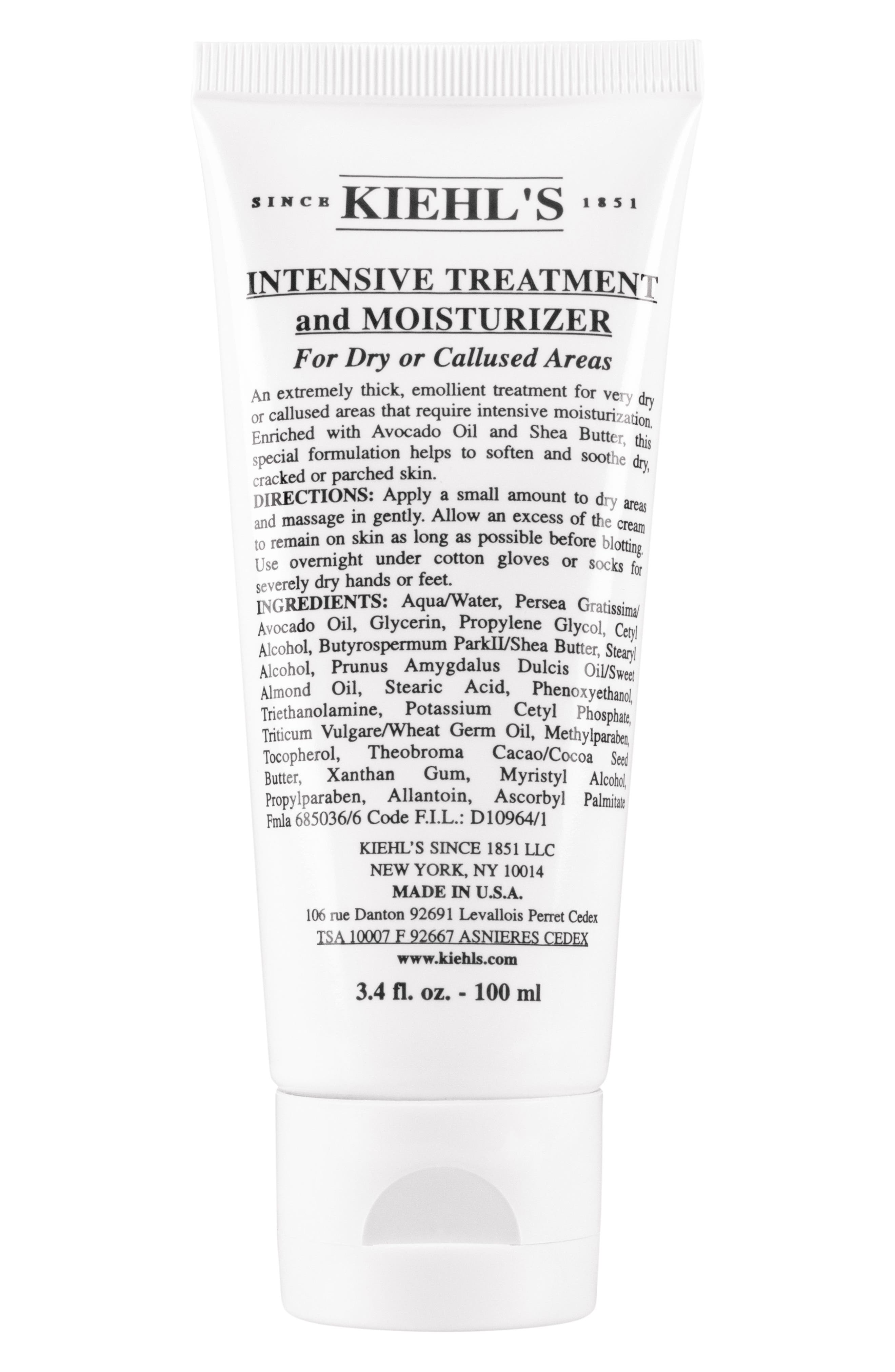 Intensive Treatment & Moisturizer for Dry or Callused Areas,                             Alternate thumbnail 4, color,                             000