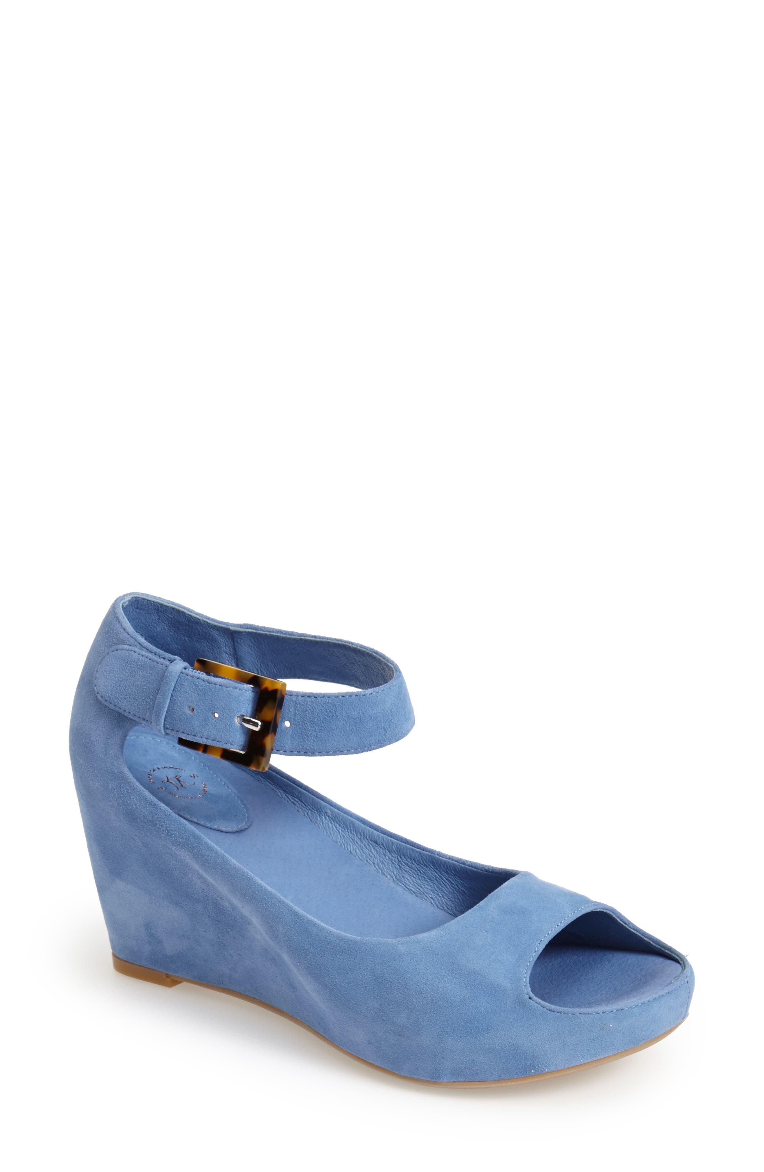 'Tricia' Ankle Strap Sandal,                             Alternate thumbnail 39, color,