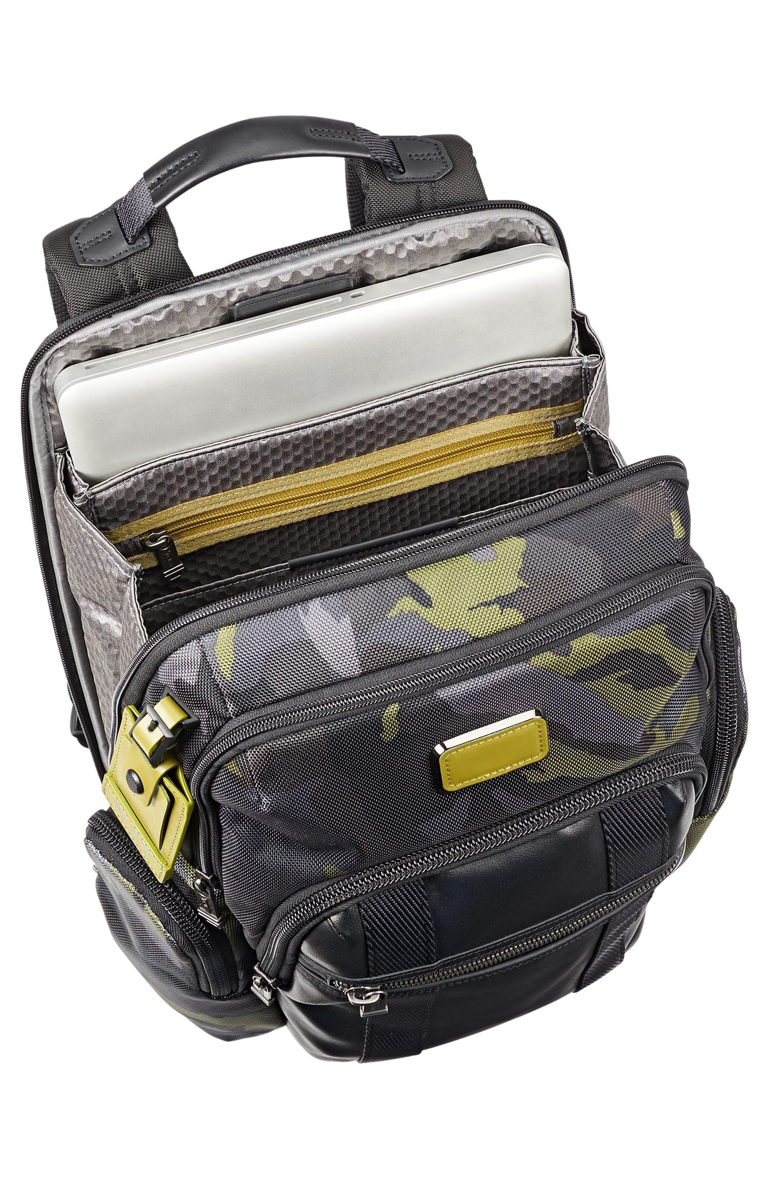 Alpha Bravo - Nellis Backpack,                             Alternate thumbnail 5, color,                             314