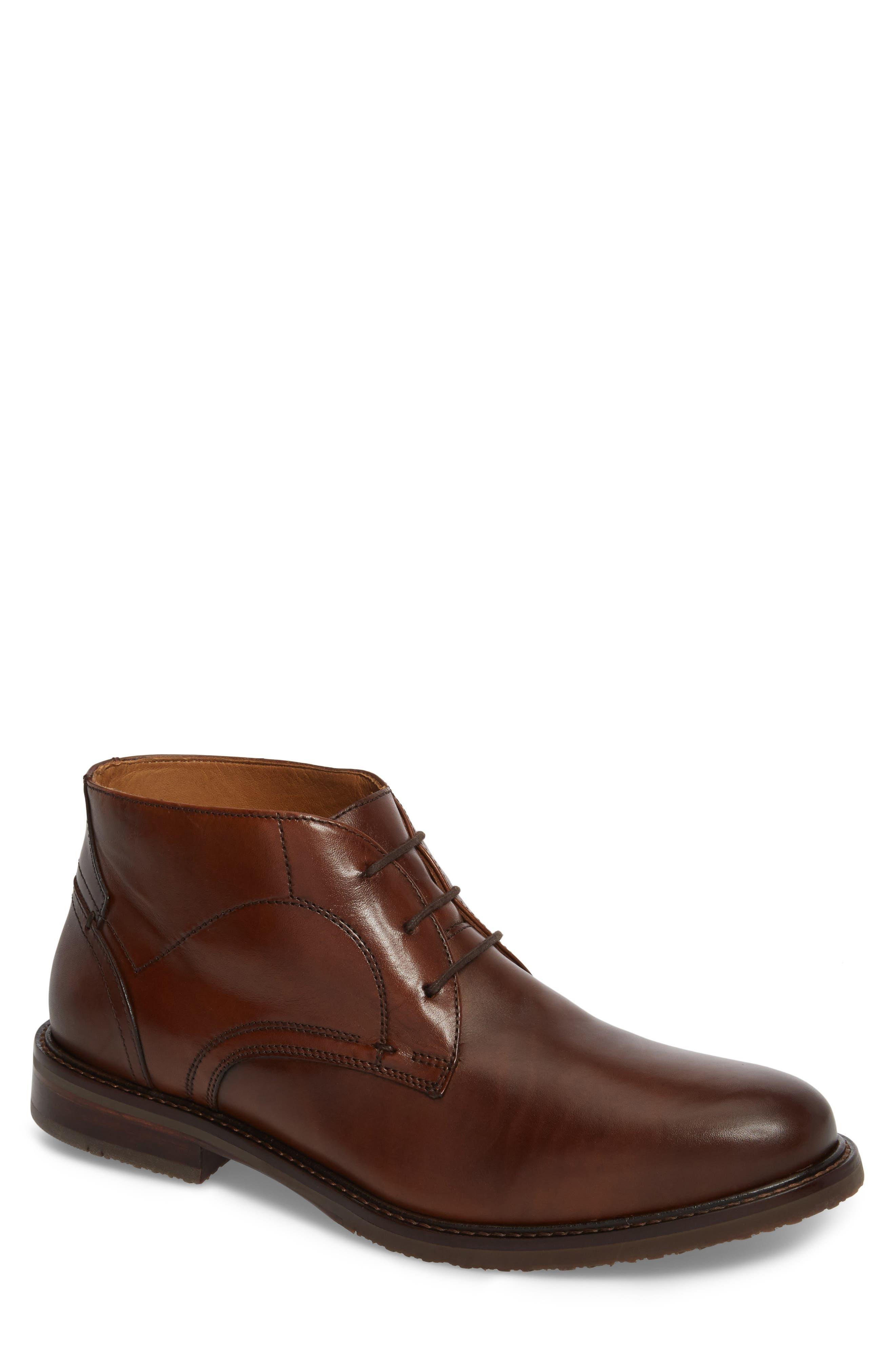 Ramsey Chukka Boot,                         Main,                         color, TAN
